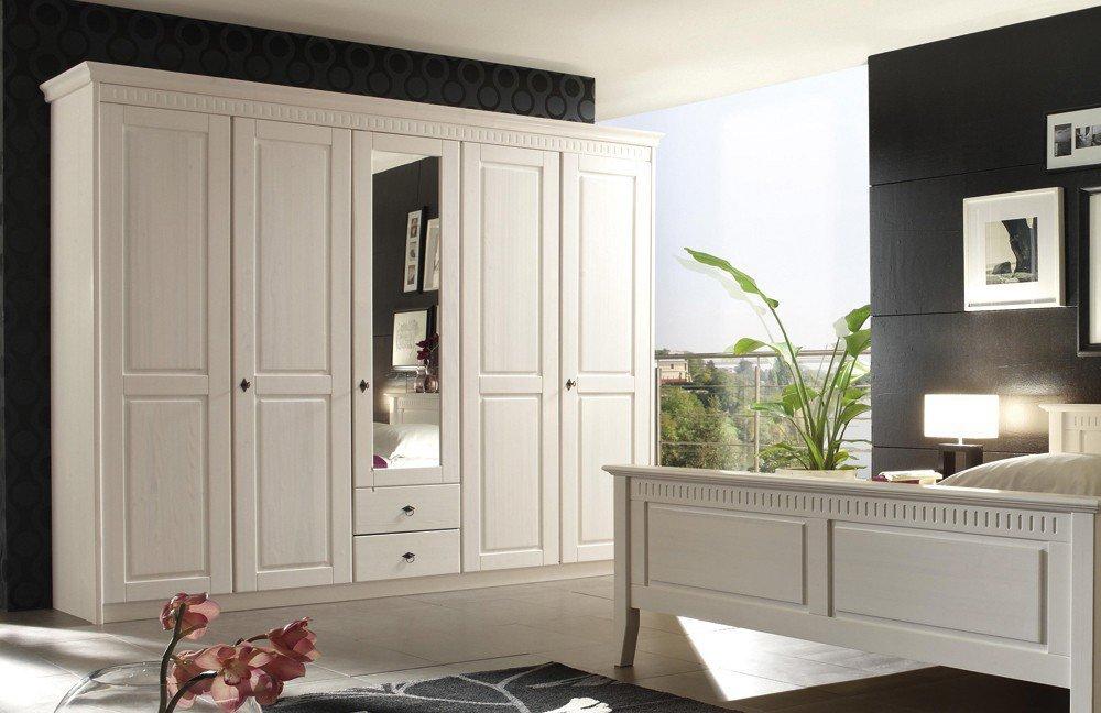 Forestdream Bozen Schlafzimmer Pinie Massiv | Möbel Letz - Ihr