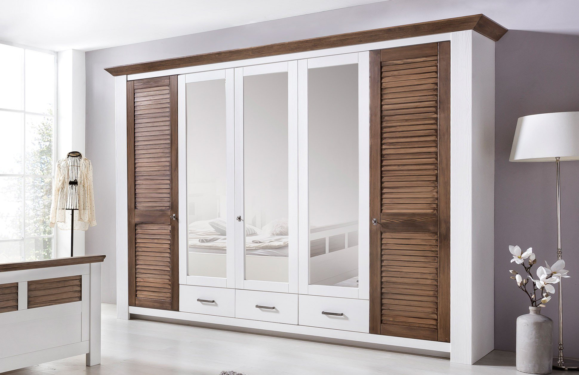 telmex laguna kleiderschrank mediterran m bel letz ihr online shop. Black Bedroom Furniture Sets. Home Design Ideas