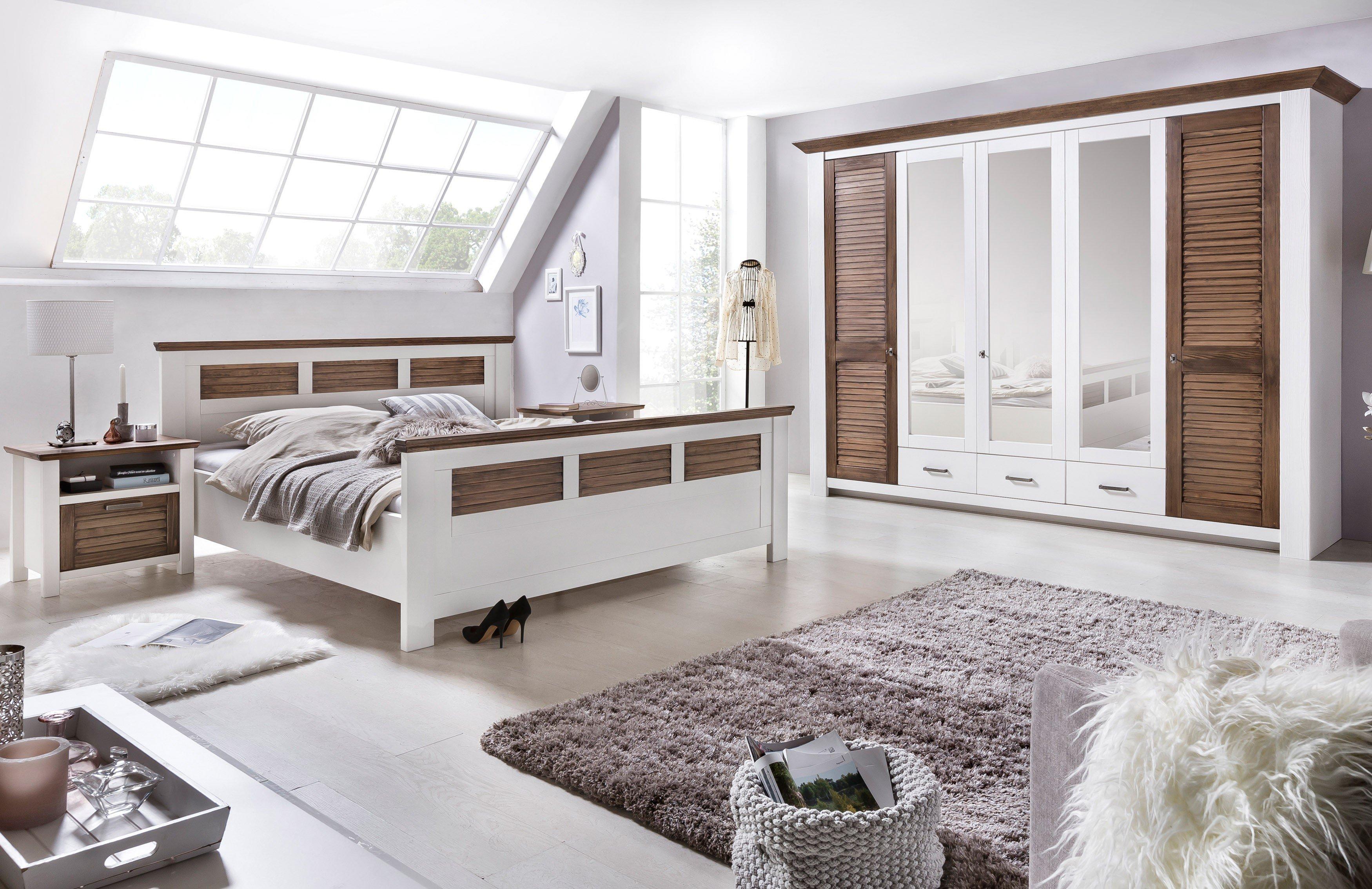 telmex laguna schlafzimmer set pinie wei m bel letz ihr online shop. Black Bedroom Furniture Sets. Home Design Ideas
