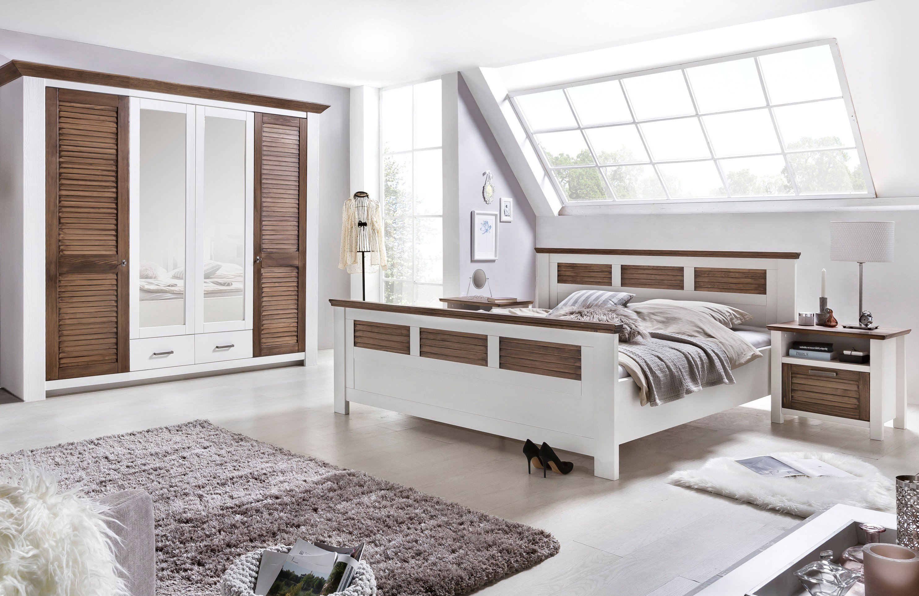 laguna telmex schlafzimmer set pinie wei m bel letz ihr online shop. Black Bedroom Furniture Sets. Home Design Ideas