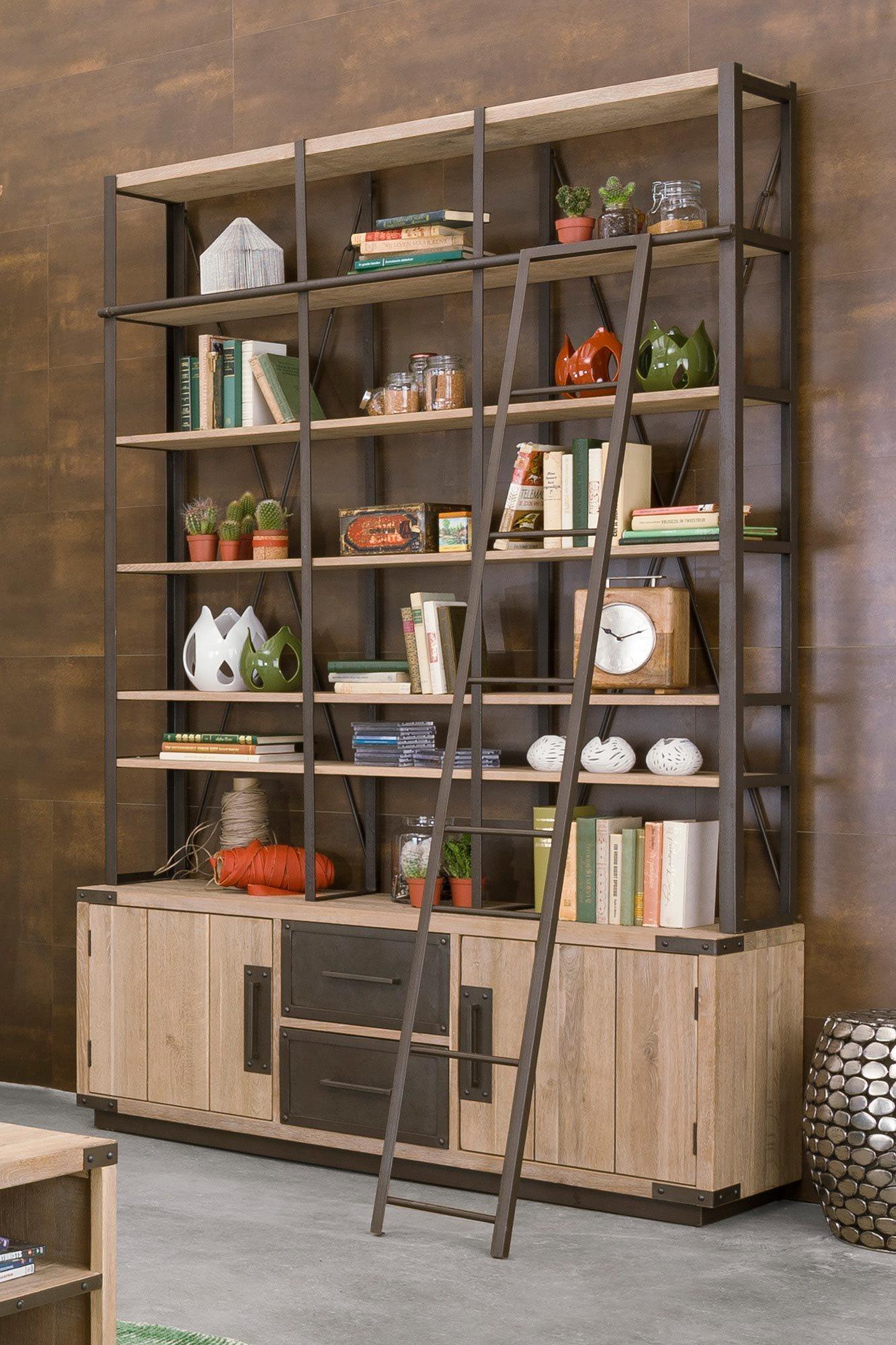 b cherregal station 30386 von habufa m bel letz ihr online shop. Black Bedroom Furniture Sets. Home Design Ideas