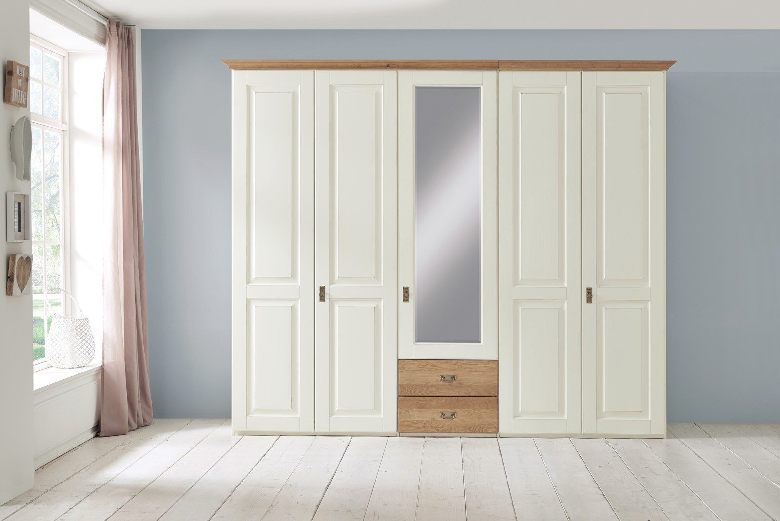 pure natur kleiderschrank kiefer m bel letz ihr online shop. Black Bedroom Furniture Sets. Home Design Ideas