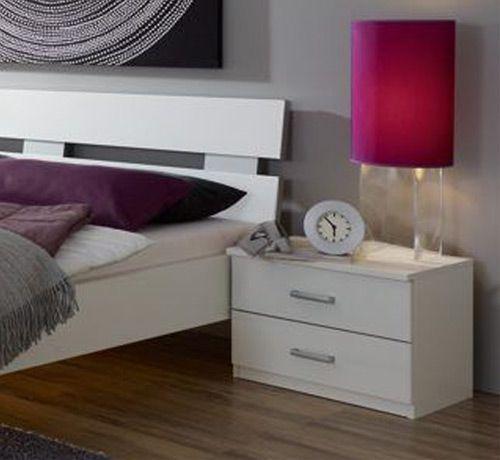 Schlafzimmer Quadra : Schlafzimmer Quadra Emmy mit Spiegel von Rauch PackŽs Möbel Letz