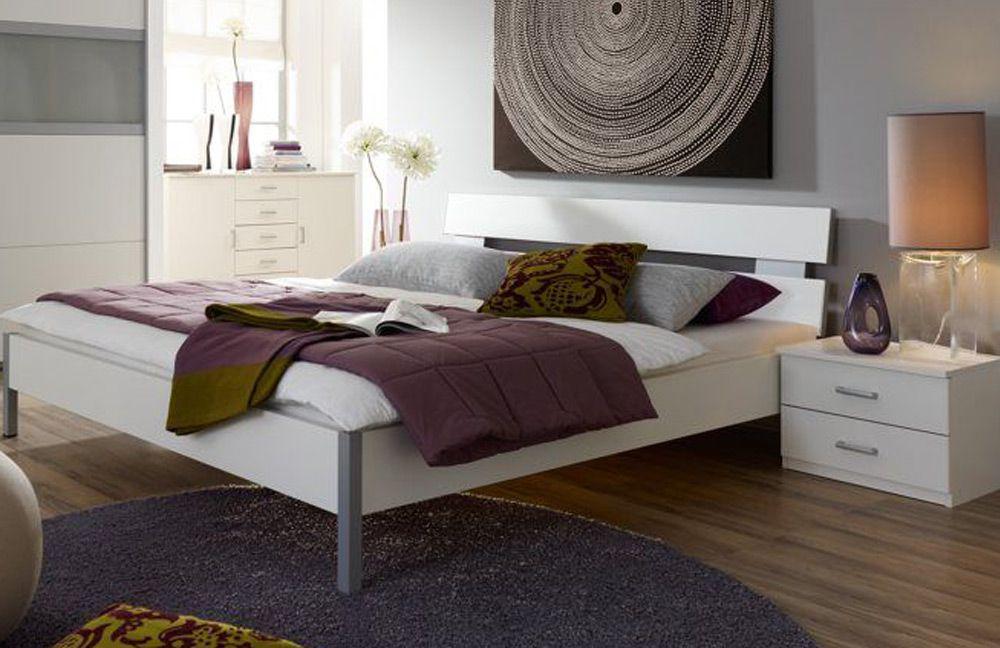 SchlafzimmerSet alpinweiß Quadra Emmy von Rauch PackŽs Möbel