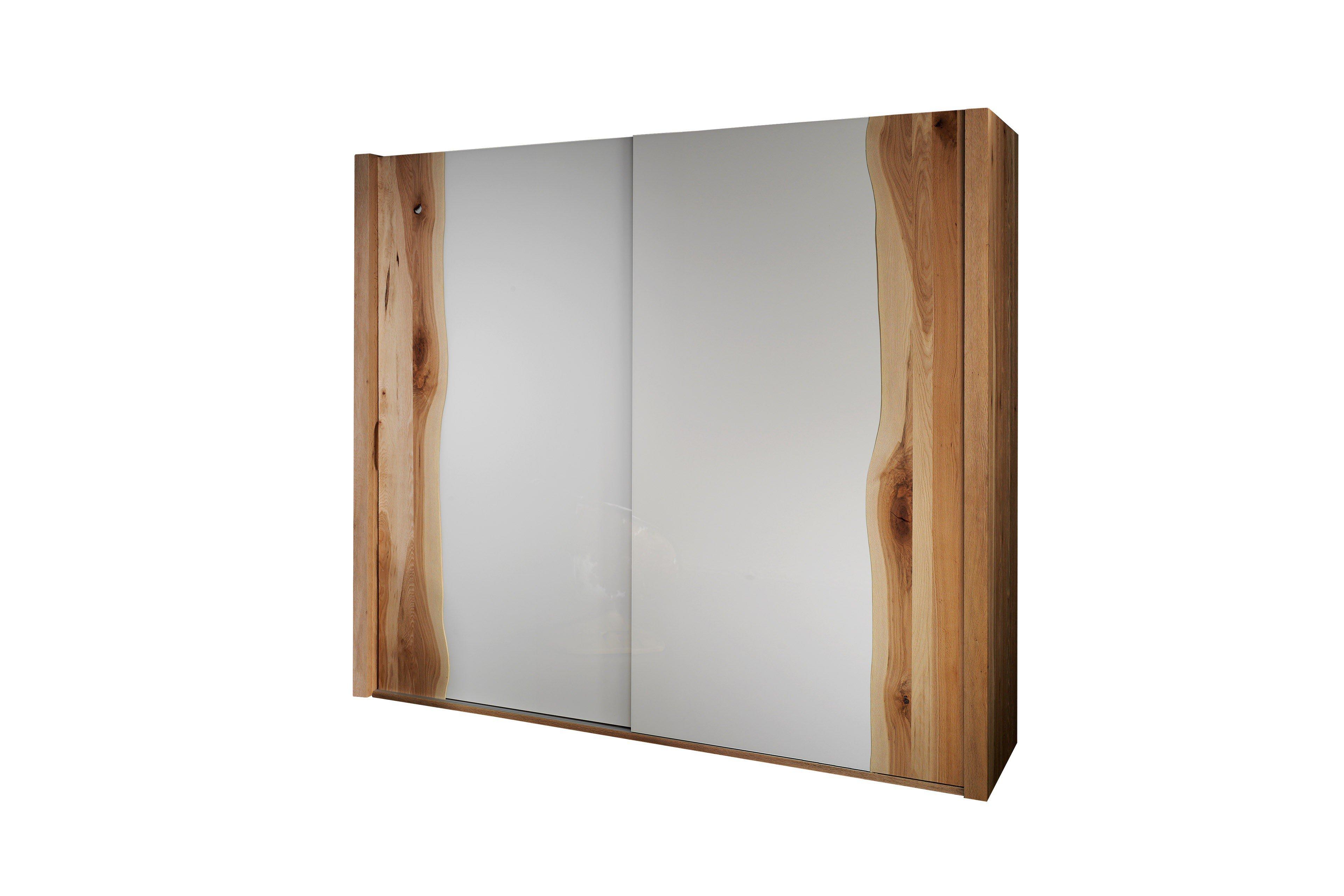 Kleiderschrank Sprenger Möbel Glas weiß | Möbel Letz - Ihr Online-Shop
