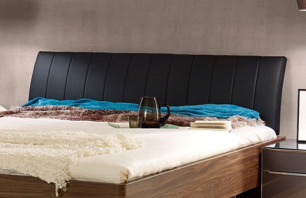 Kopfteile Bett Modell : Nolte doppelbett sonyo macadamia nussbaum möbel letz ihr