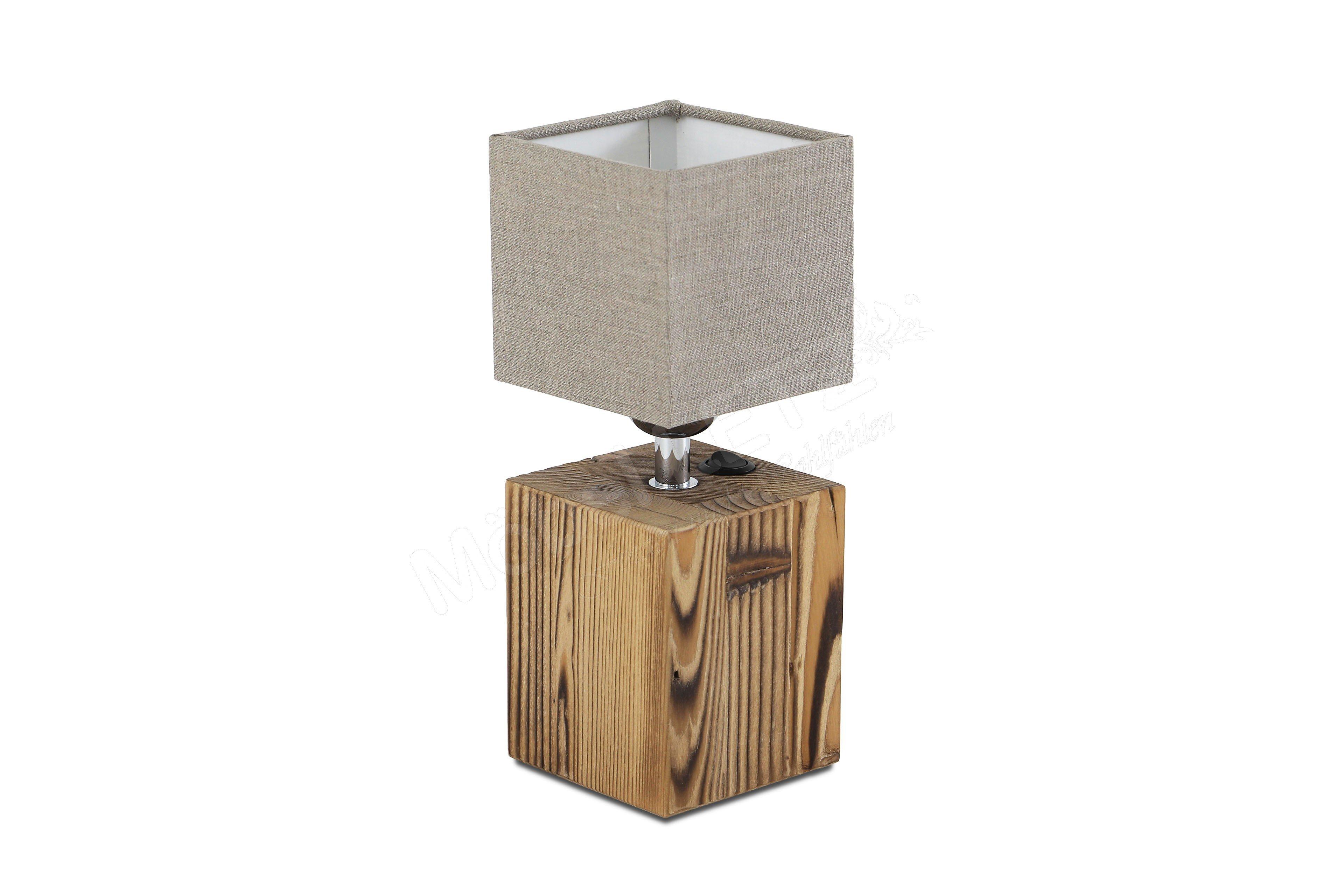 tisch lampe sprenger m bel tanne altholz m bel letz. Black Bedroom Furniture Sets. Home Design Ideas
