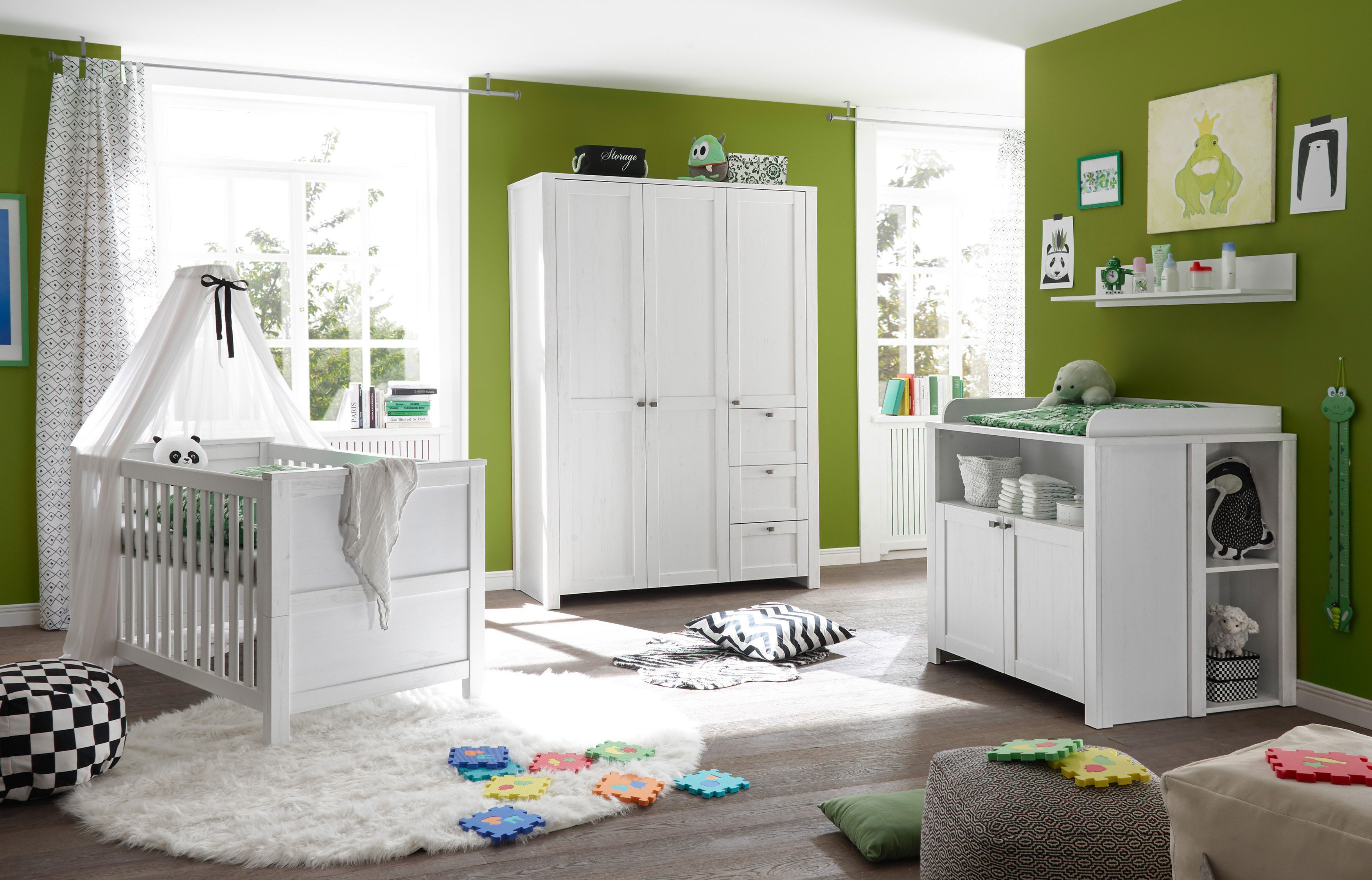 pol power luisa babyzimmer set 3 teilig m bel letz ihr online shop. Black Bedroom Furniture Sets. Home Design Ideas