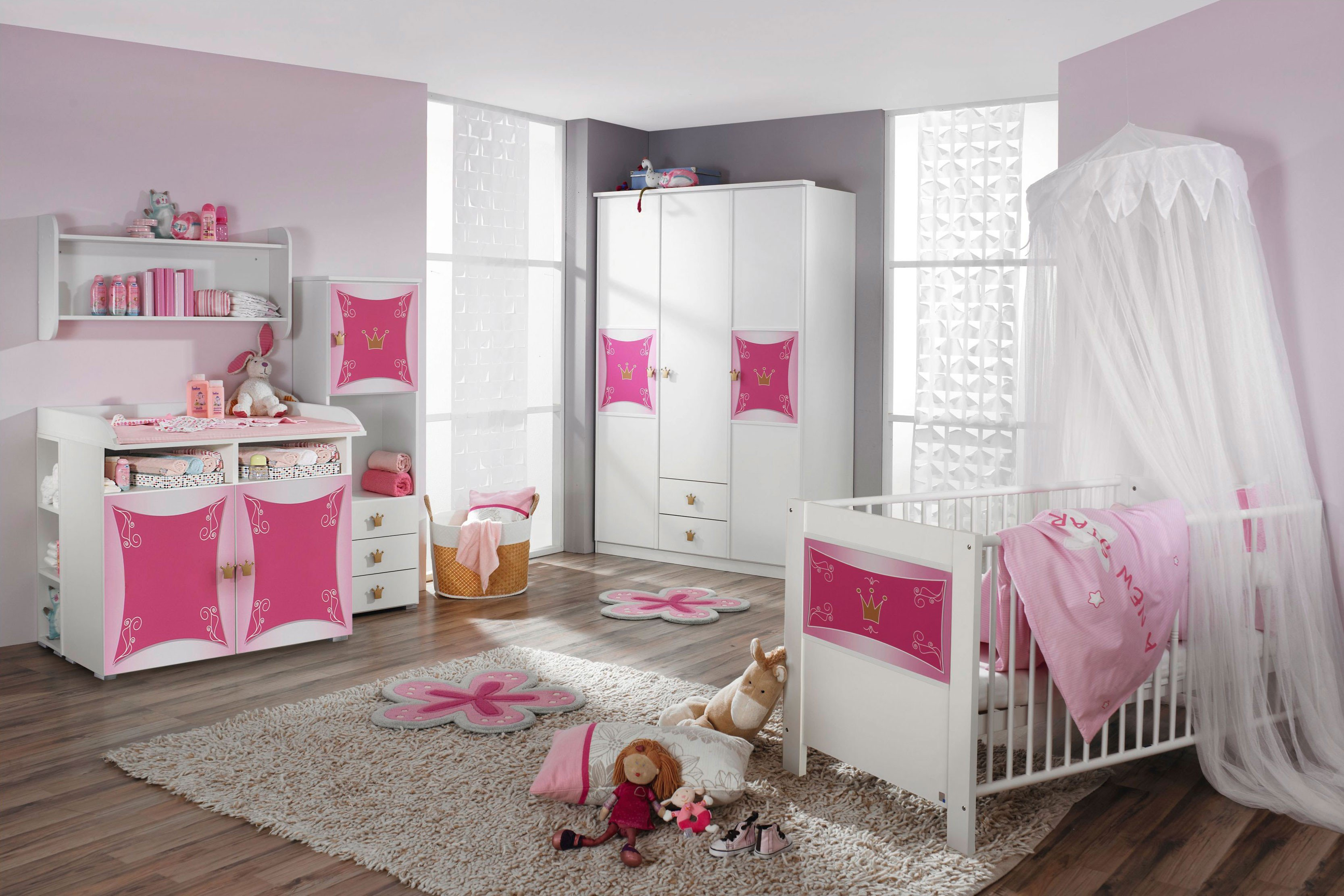 rauch kate babyzimmer m bel letz ihr online shop. Black Bedroom Furniture Sets. Home Design Ideas