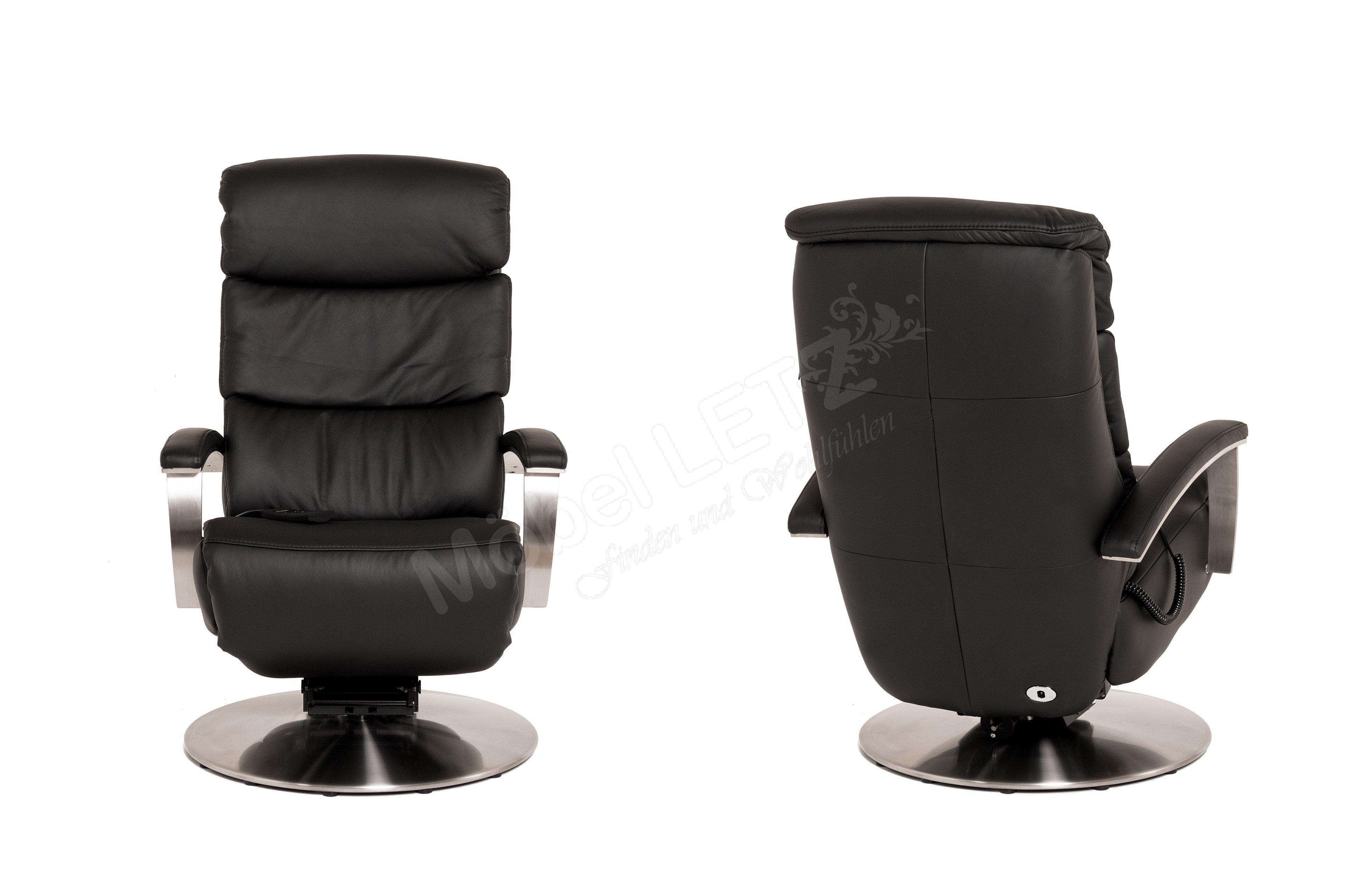 Hukla Cosyrelax Cr 06 Relaxsessel Schwarz Möbel Letz Ihr Online