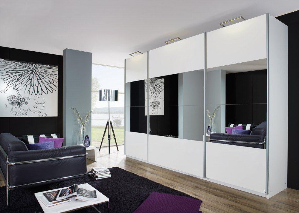 Rauch Beluga Base Kleiderschrank Spiegel | Möbel Letz - Ihr Online-Shop