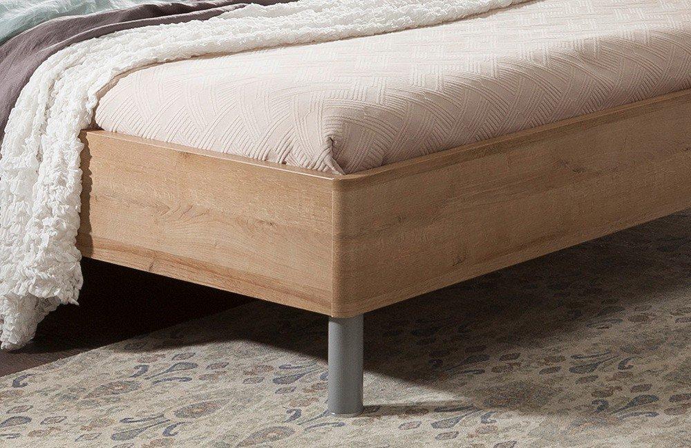 nolte bett sonyo riviera eiche m bel letz ihr online shop. Black Bedroom Furniture Sets. Home Design Ideas