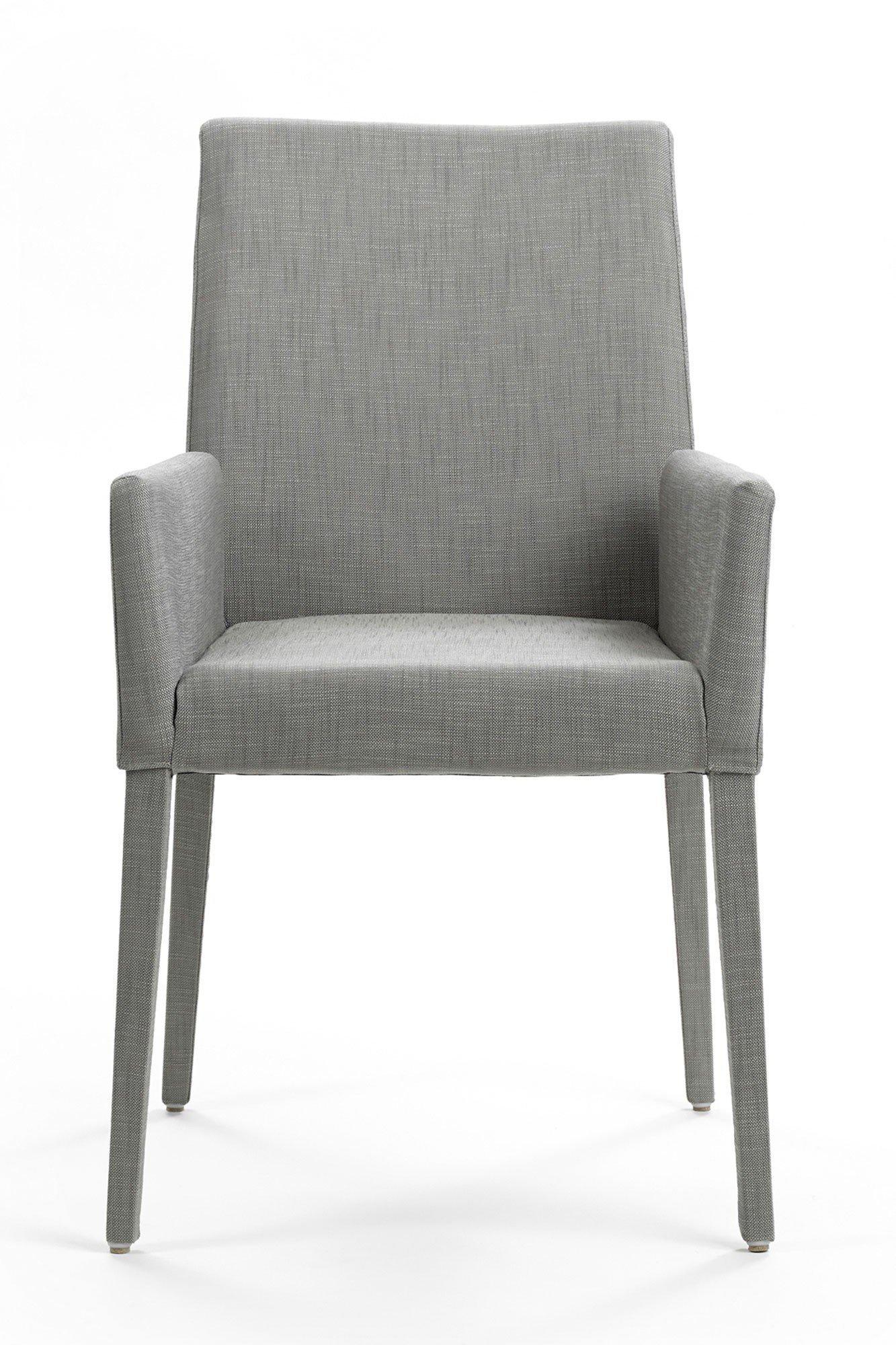 mobitec stuhl slimm cover mit armlehnen und hoher lehne m bel letz ihr online shop. Black Bedroom Furniture Sets. Home Design Ideas