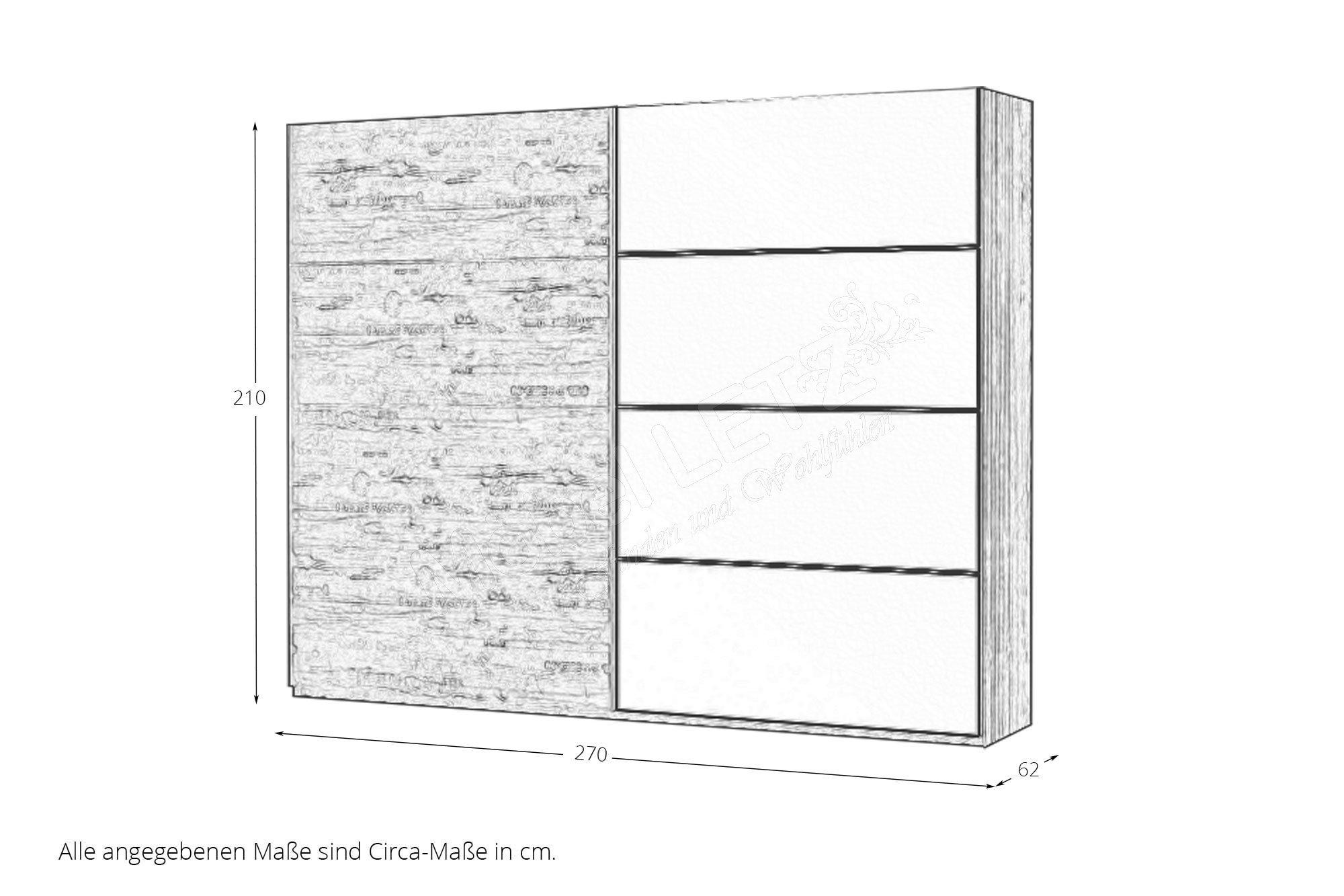 forte schlafzimmer jacky vintage schriftdruck m bel letz ihr online shop. Black Bedroom Furniture Sets. Home Design Ideas