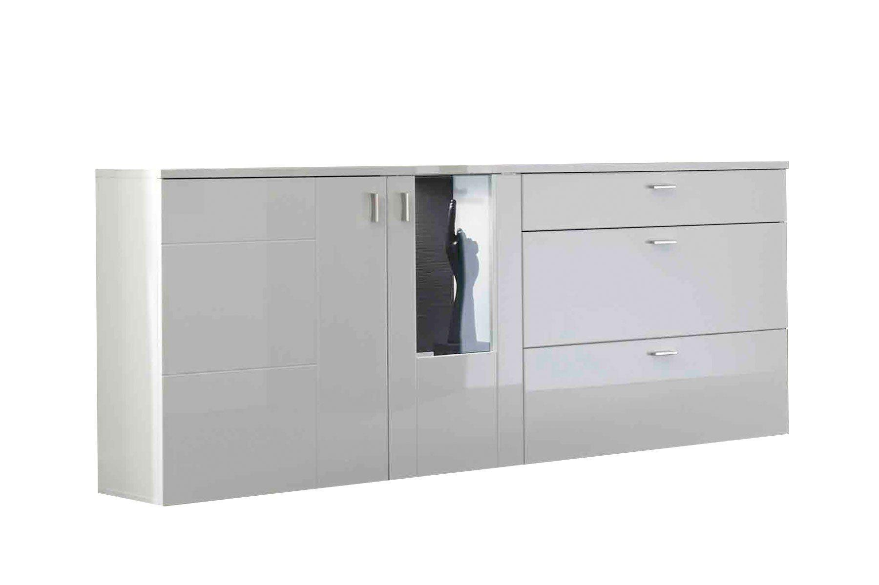 ideal m bel sideboard gina wei graphit m bel letz ihr online shop. Black Bedroom Furniture Sets. Home Design Ideas