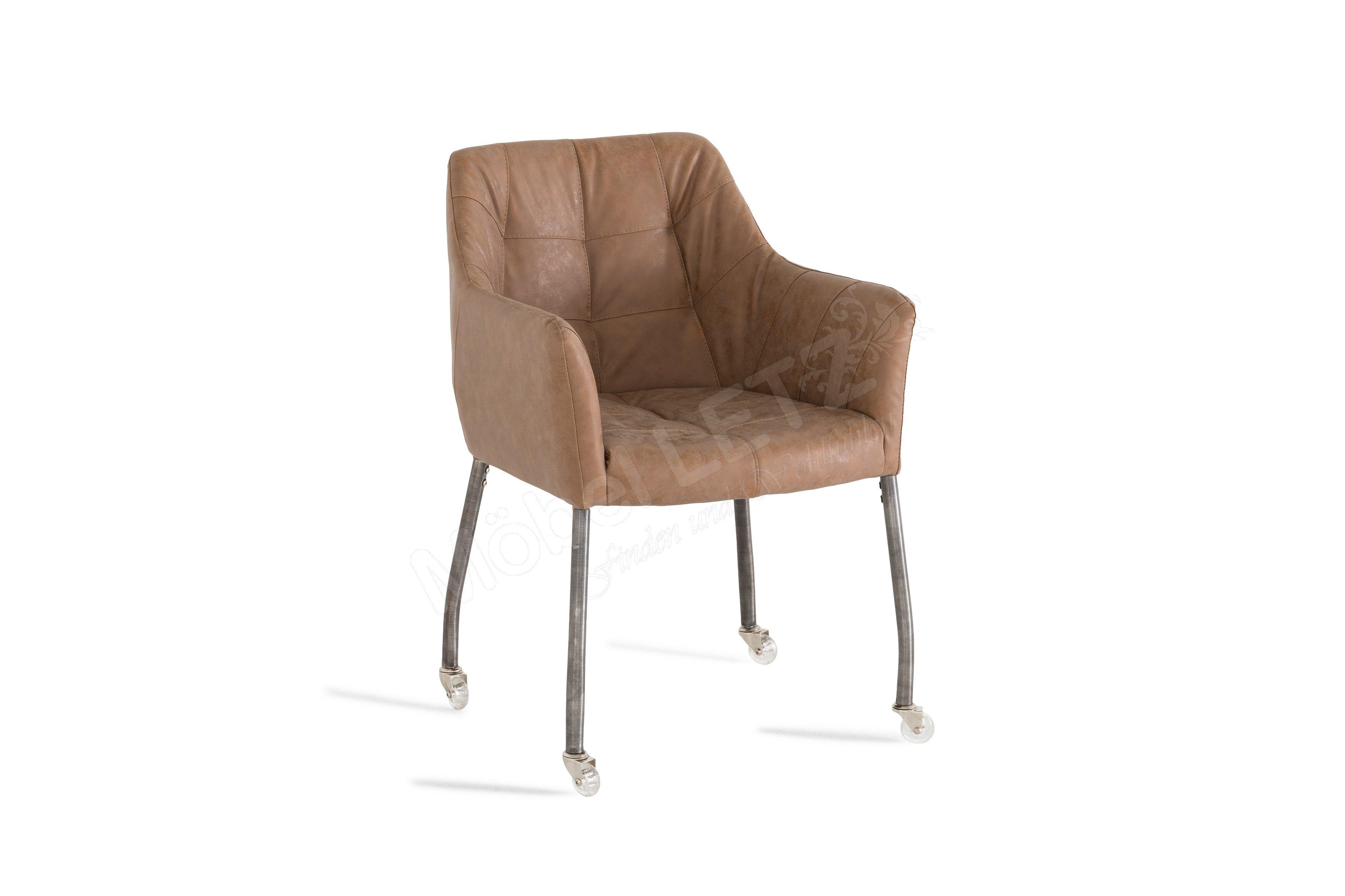 zijlstra stuhl skkylar gestell mit rollen m bel letz. Black Bedroom Furniture Sets. Home Design Ideas