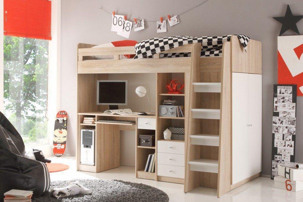 Etagenbett Oliver Furniture : Oliver furniture hochbett schön kinderbett shop kinderbetten zum