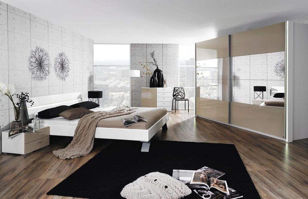 rauch select avela hochglanz sandgrau m bel letz ihr online shop. Black Bedroom Furniture Sets. Home Design Ideas