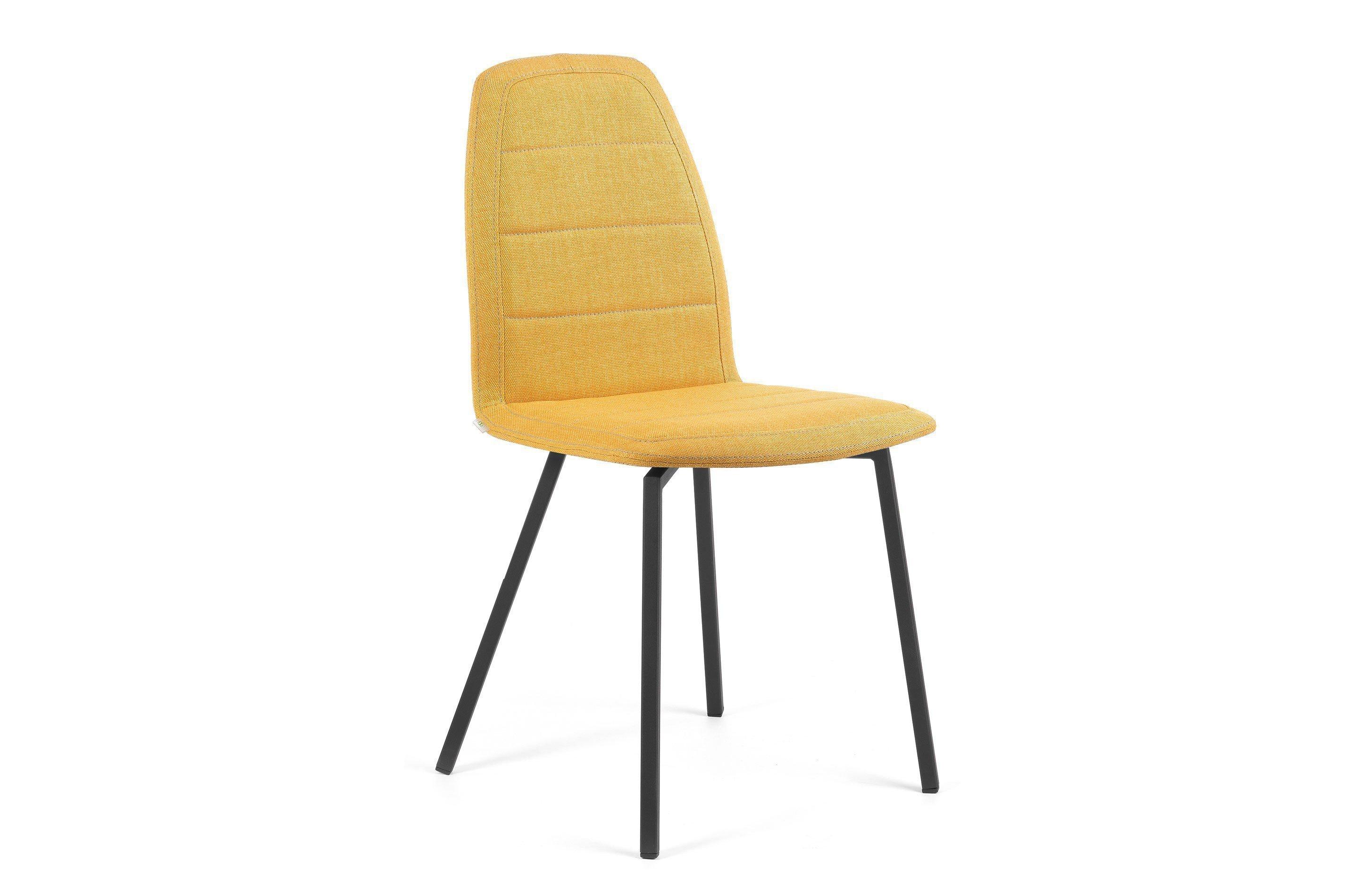 mobitec stuhl mood 12 uni yellow metall m bel letz ihr online shop. Black Bedroom Furniture Sets. Home Design Ideas