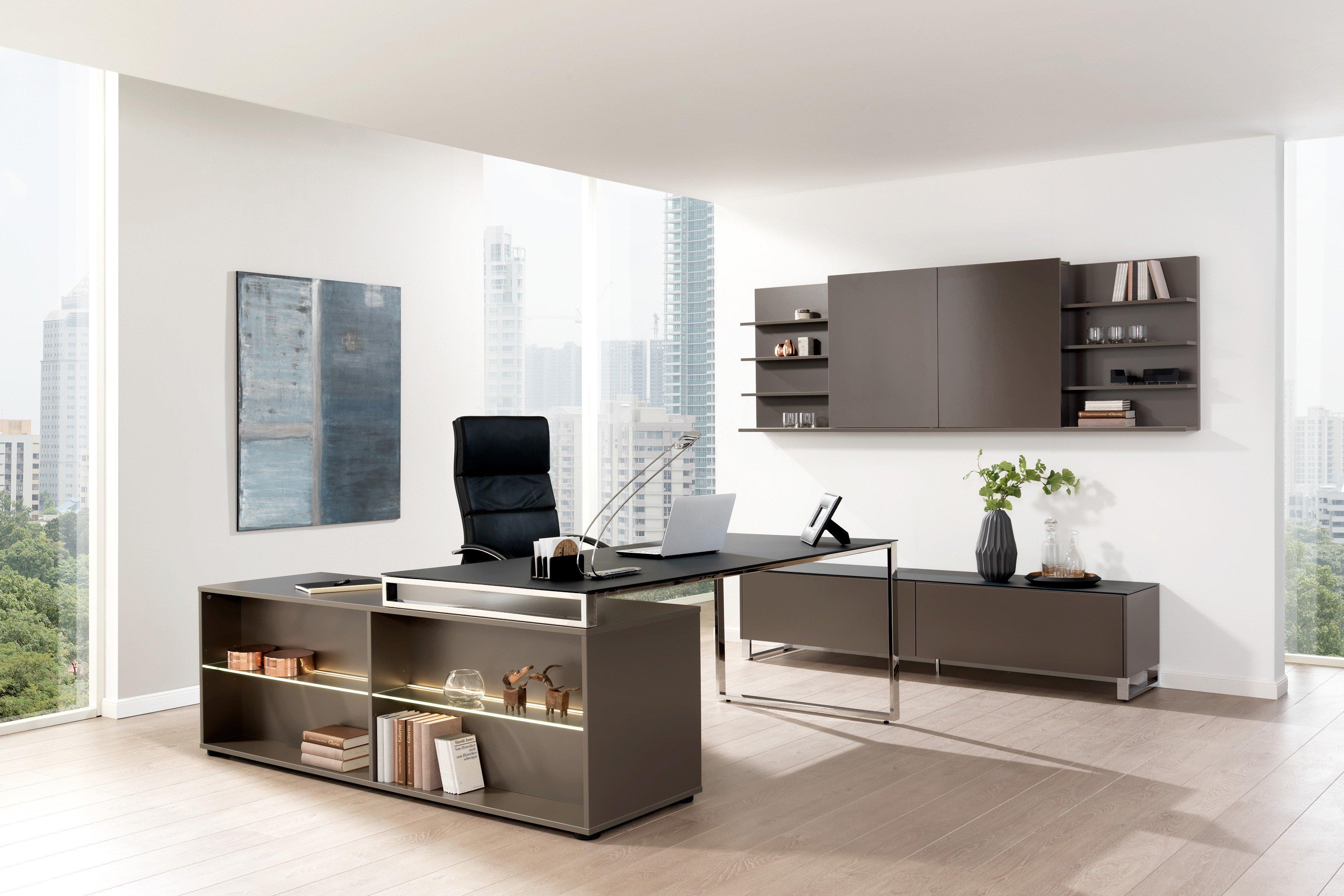 welle focus schreibtisch mit regal m bel letz ihr online shop. Black Bedroom Furniture Sets. Home Design Ideas