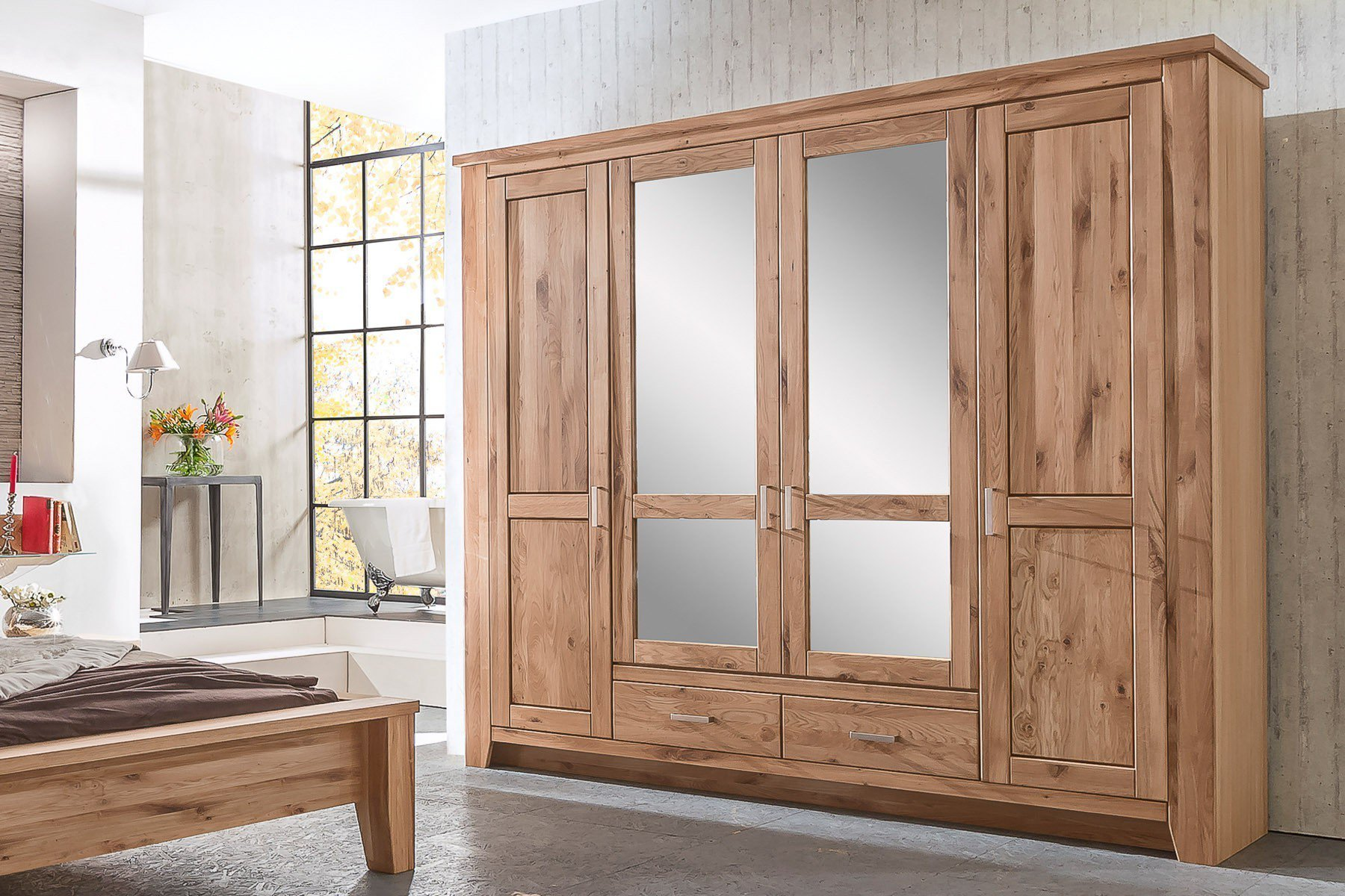 telmex toronto schlafzimmer set asteiche m bel letz ihr online shop. Black Bedroom Furniture Sets. Home Design Ideas