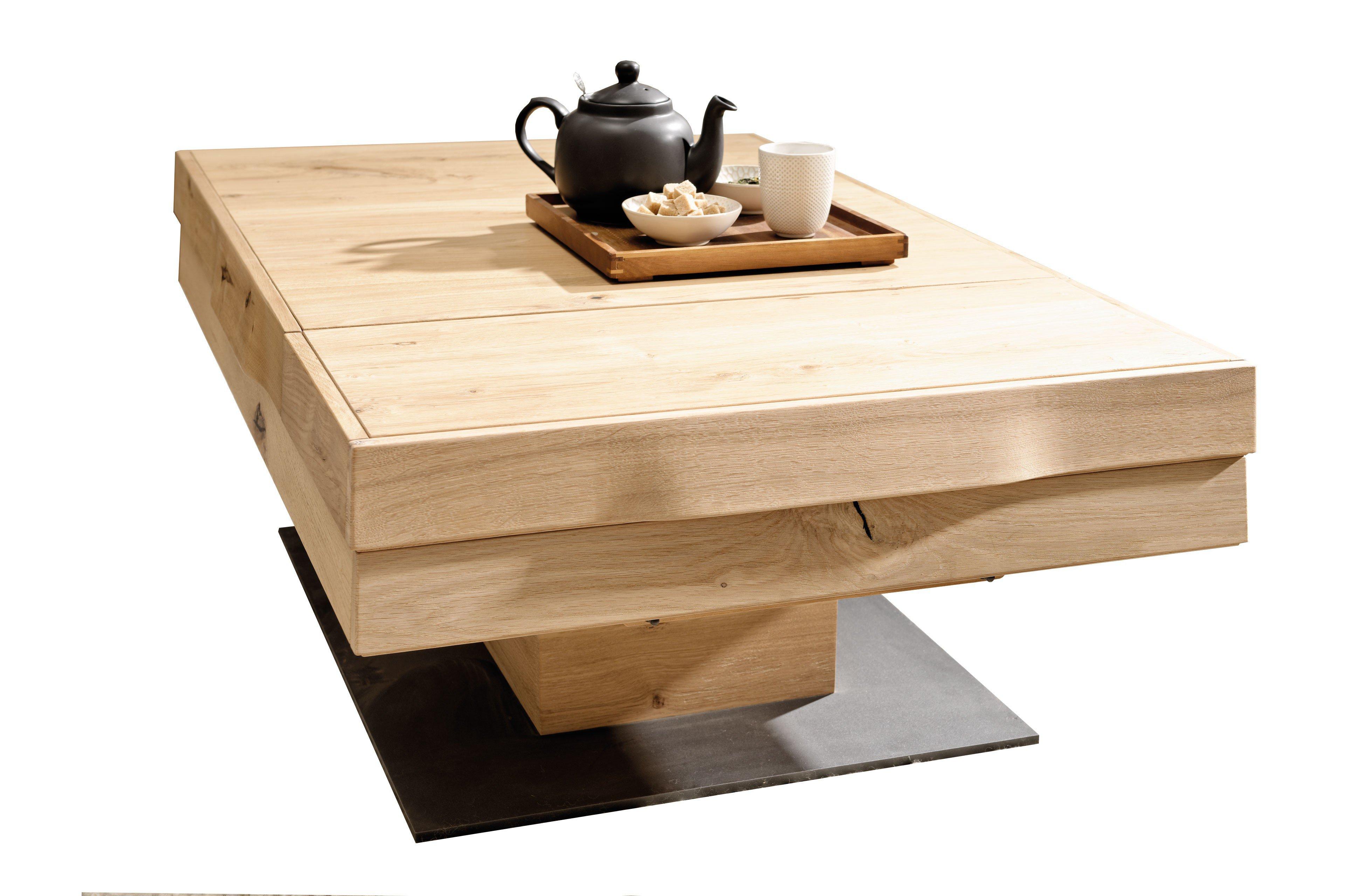 voglauer couchtisch v organo mit klappe und schubkasten l m bel letz ihr online shop. Black Bedroom Furniture Sets. Home Design Ideas
