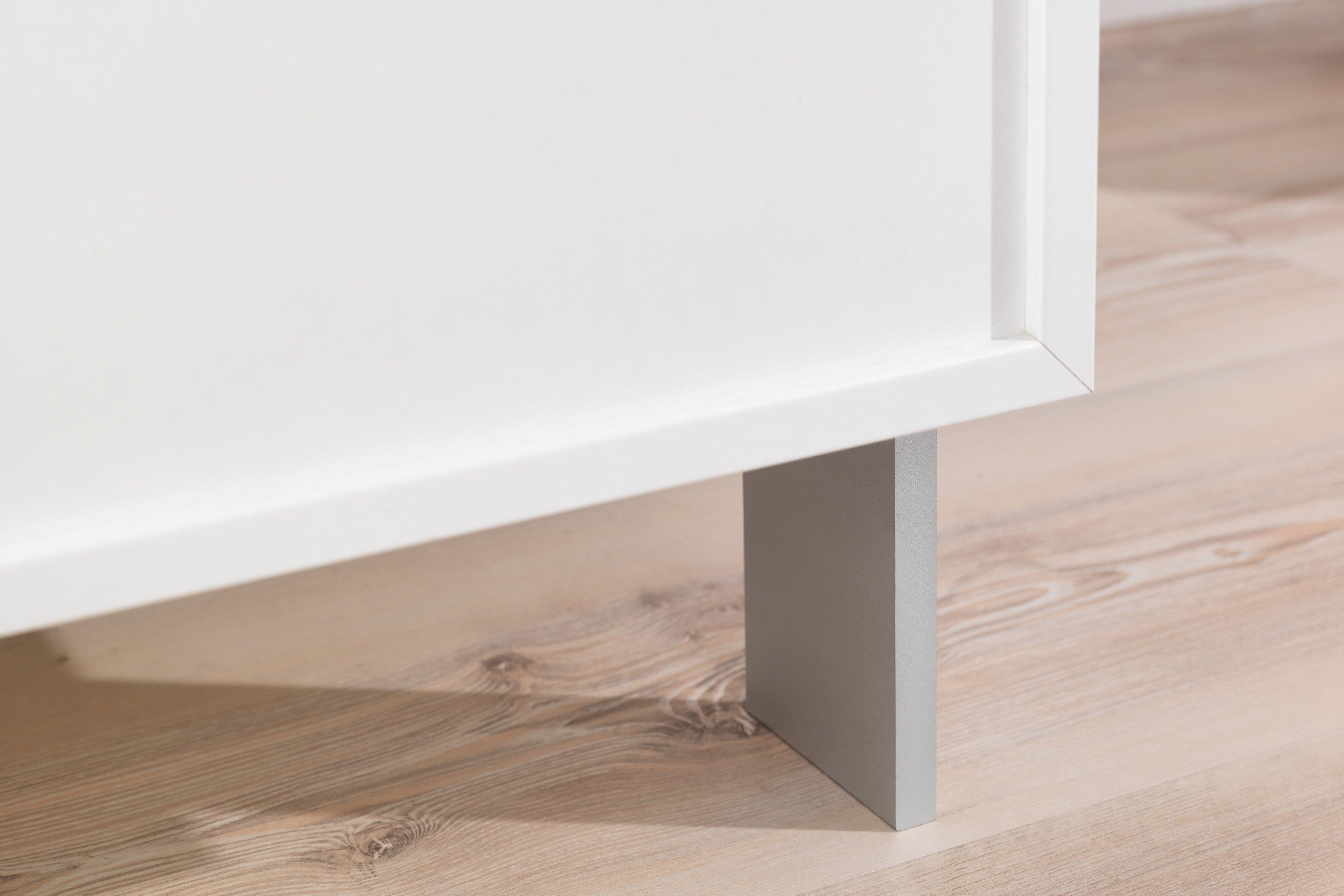 Wellemöbel Wickelkommode Enie weiß - Esche | Möbel Letz - Ihr ...