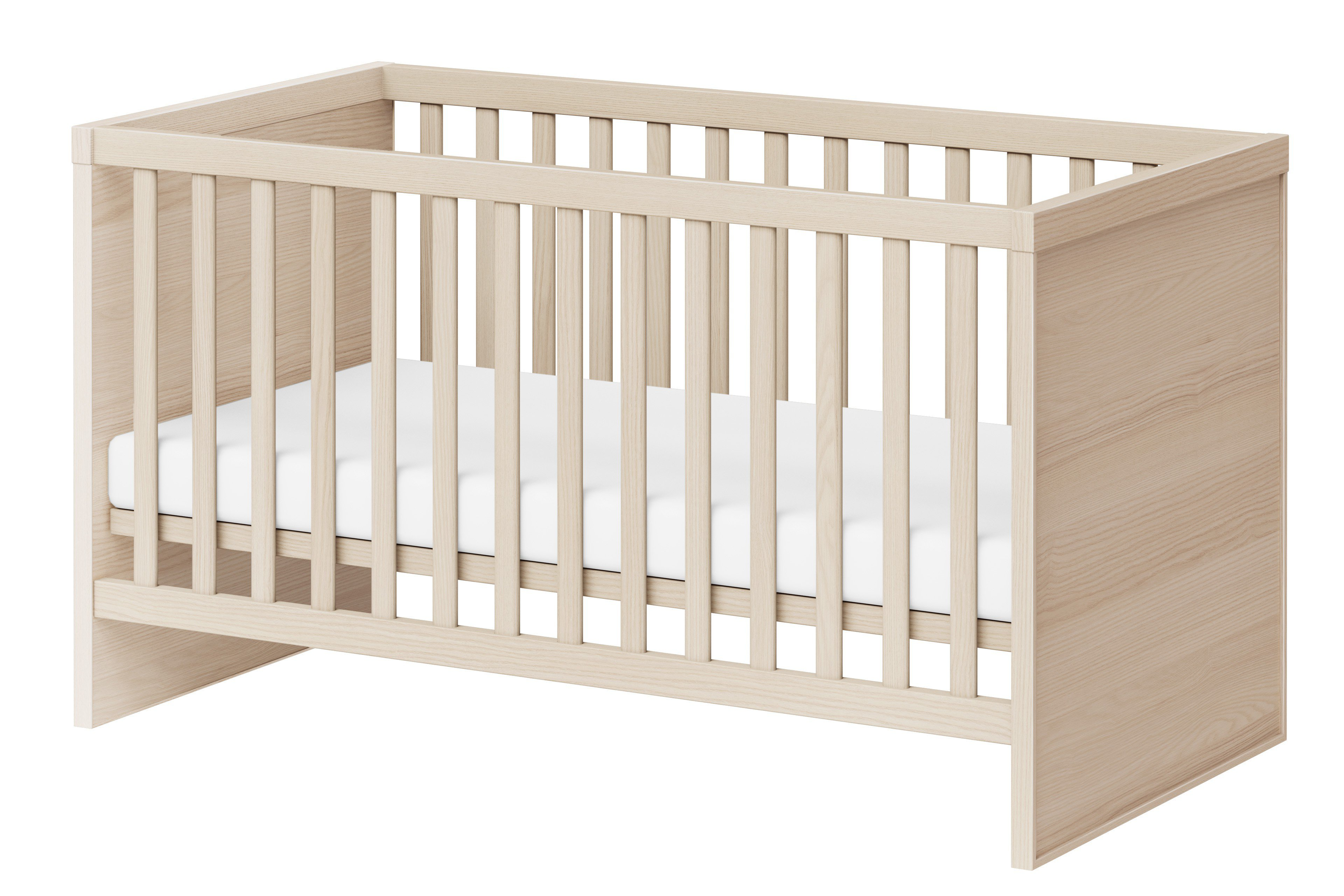welle enie babyzimmer mit eckschrank esche m bel letz ihr online shop. Black Bedroom Furniture Sets. Home Design Ideas