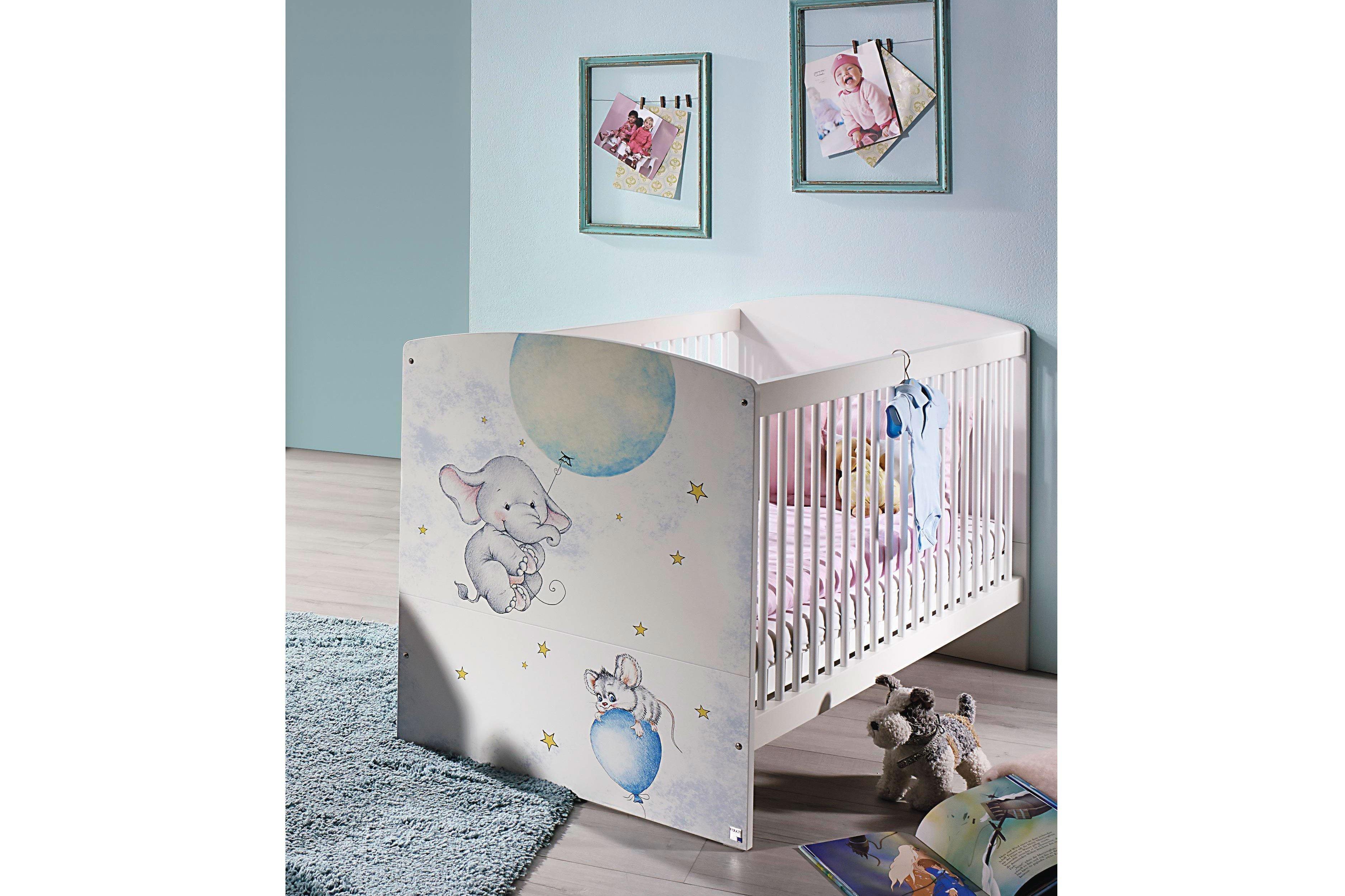 Tiermotiven Set mit 20 St/ück Baby-Kleiderschrank-Trennw/ände
