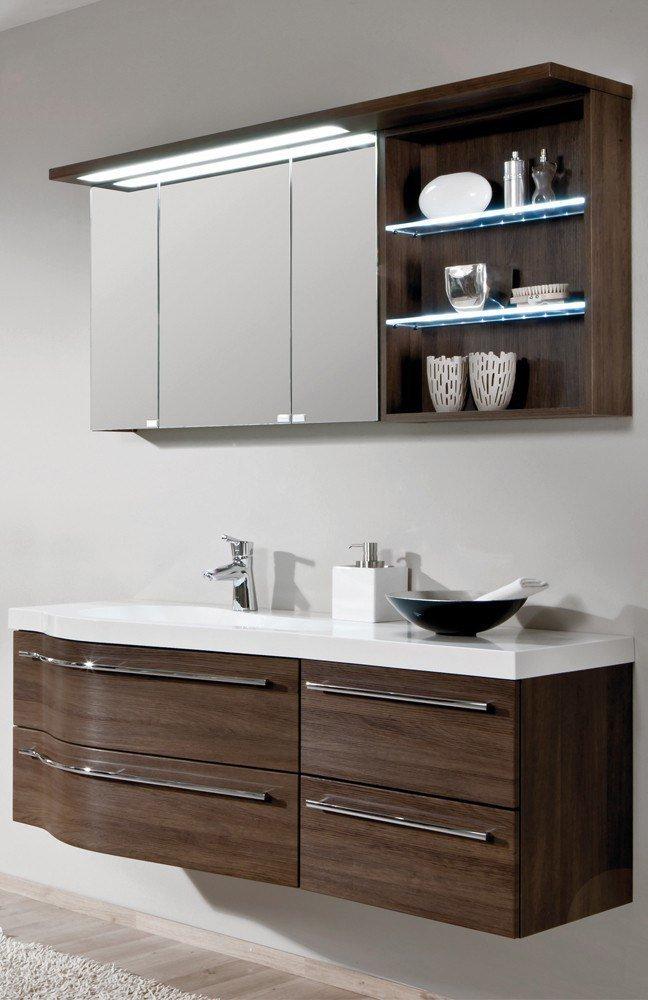 badezimmer swing in ulme von puris m bel letz ihr online shop. Black Bedroom Furniture Sets. Home Design Ideas