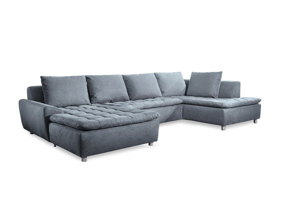 pora polsterm bel portland xxl sofa in eisblau m bel letz ihr online shop. Black Bedroom Furniture Sets. Home Design Ideas