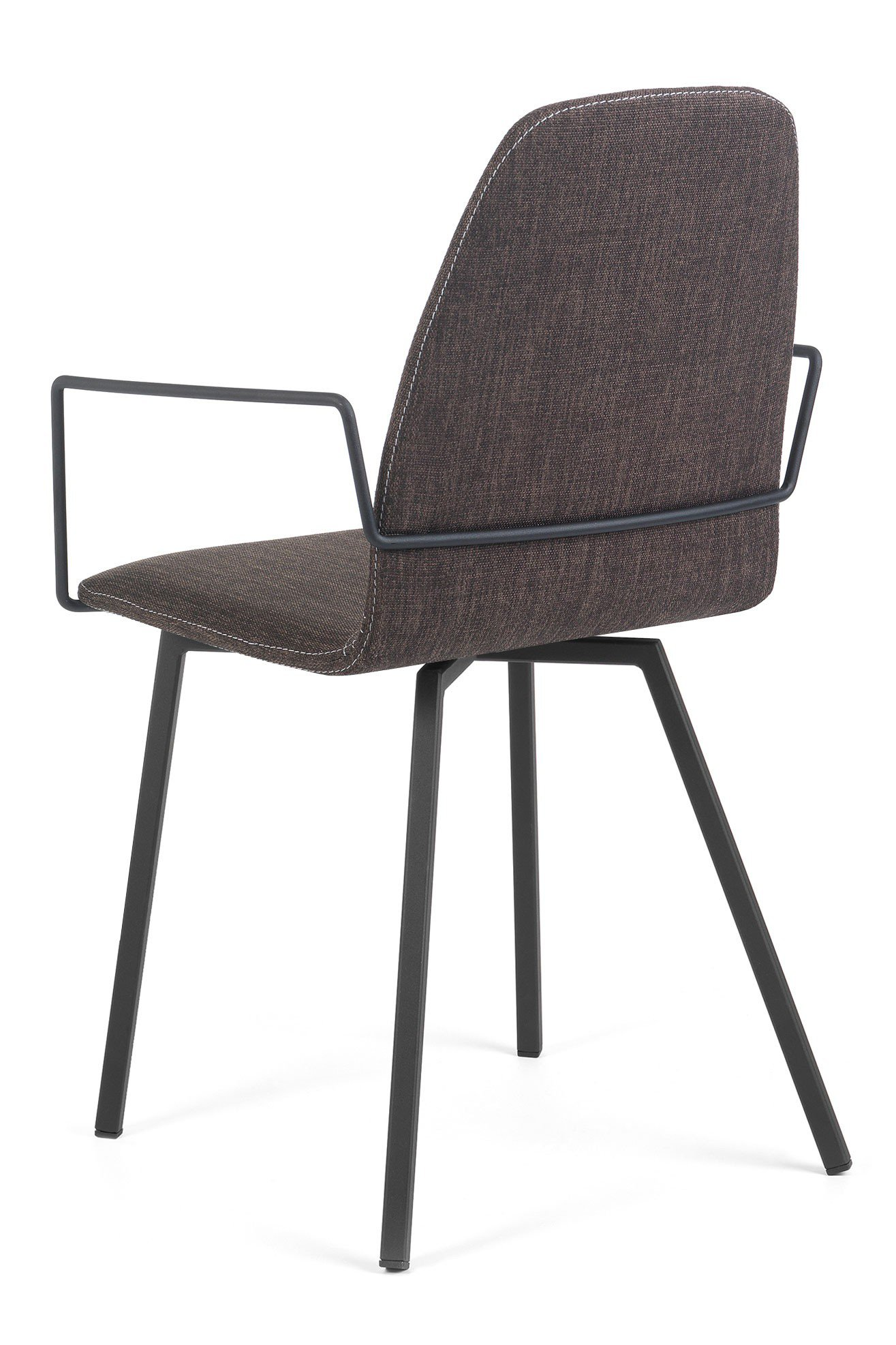 mobitec stuhl mood 13 uni brown metall m bel letz ihr online shop. Black Bedroom Furniture Sets. Home Design Ideas