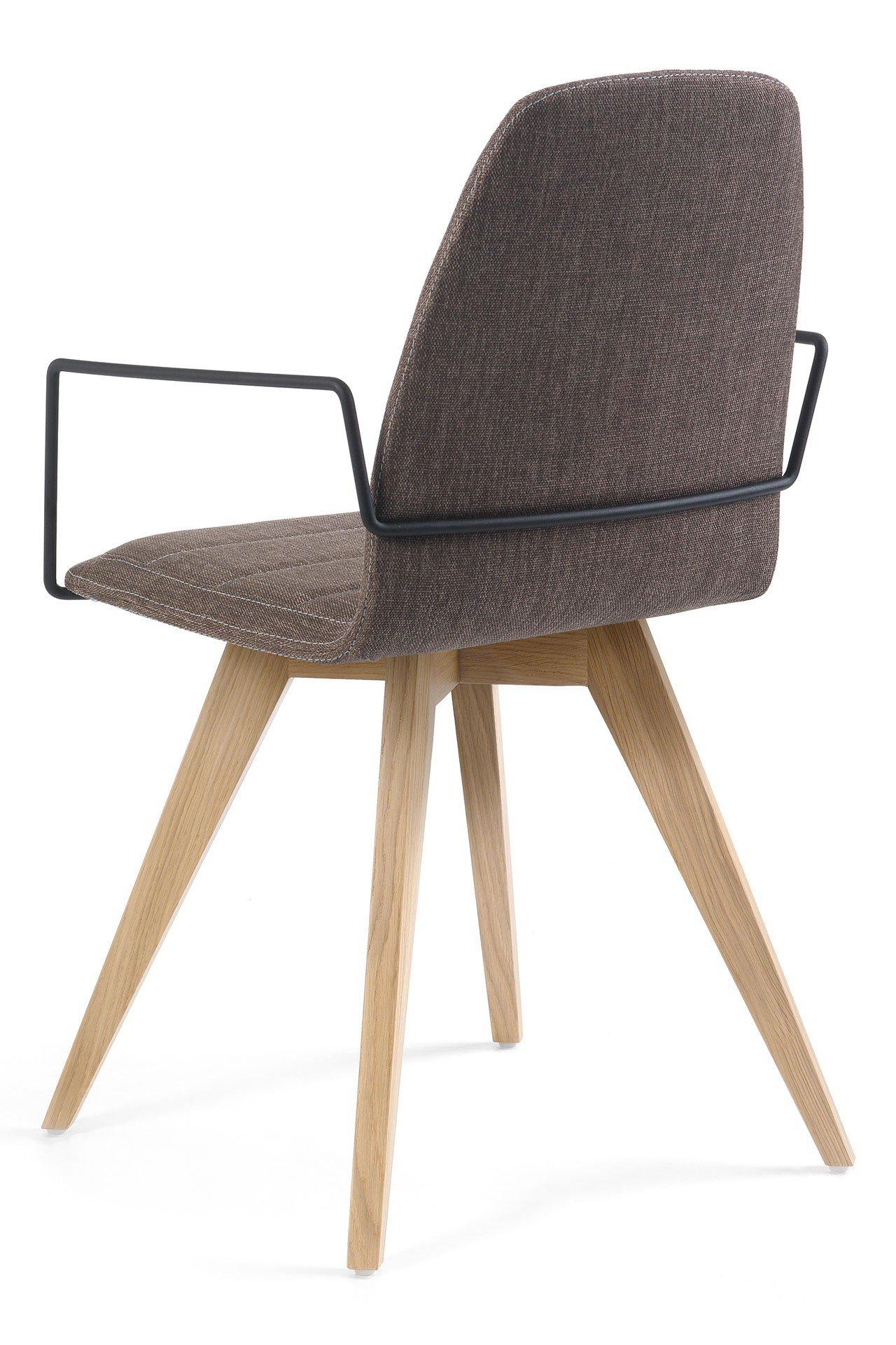 mobitec stuhl mood 14 uni eiche braun m bel letz ihr online shop. Black Bedroom Furniture Sets. Home Design Ideas