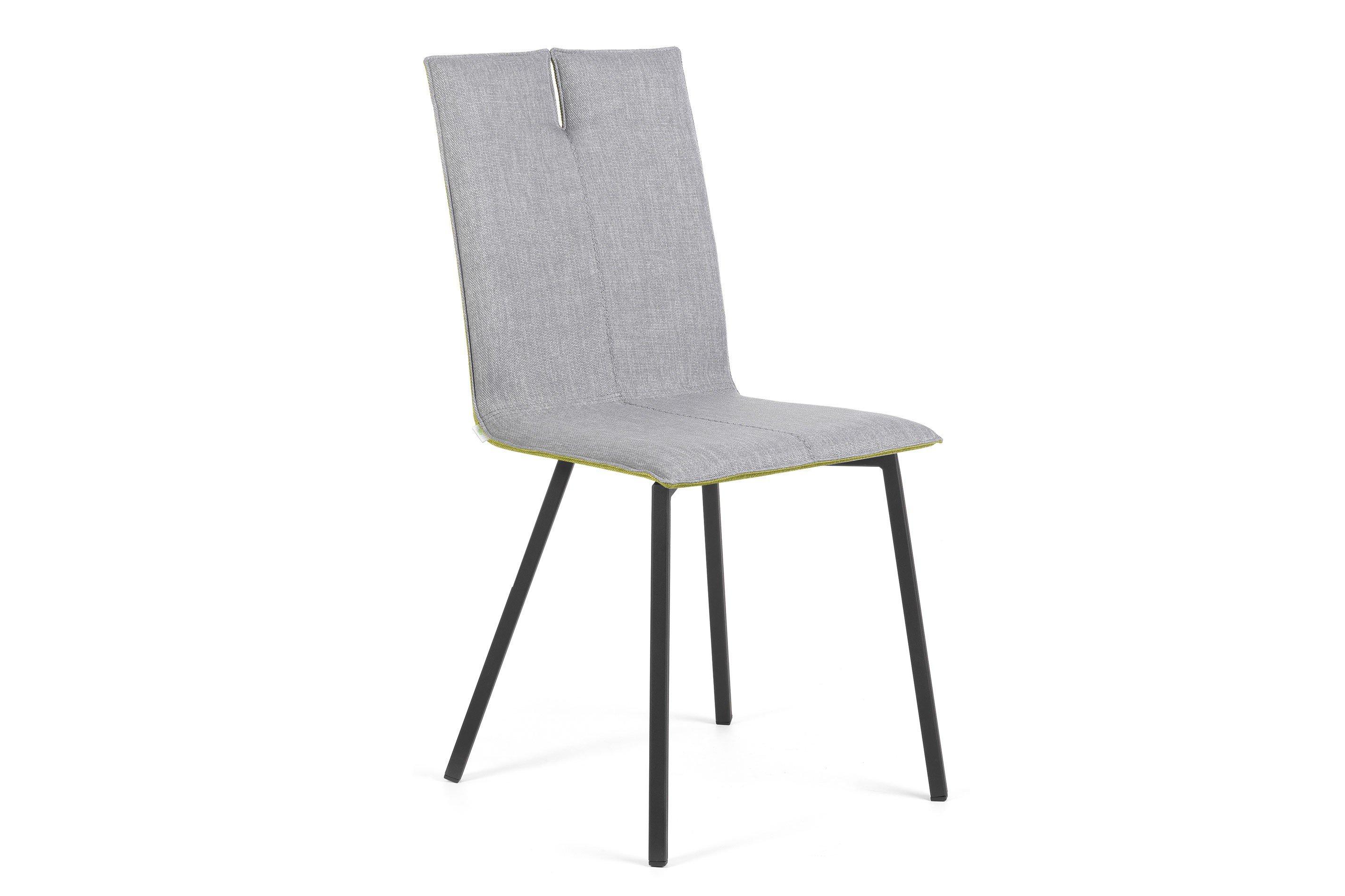 mobitec stuhl mood 31 bi silver lime metall m bel letz ihr online shop. Black Bedroom Furniture Sets. Home Design Ideas