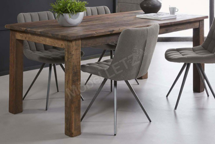 zijlstra tisch koalden aus recyceltem holz m bel letz ihr online shop. Black Bedroom Furniture Sets. Home Design Ideas