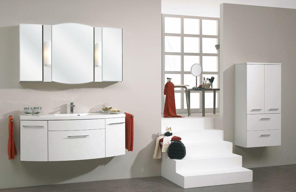 Huevo Von Pelipal   Badezimmer In Weiß Hochglanz