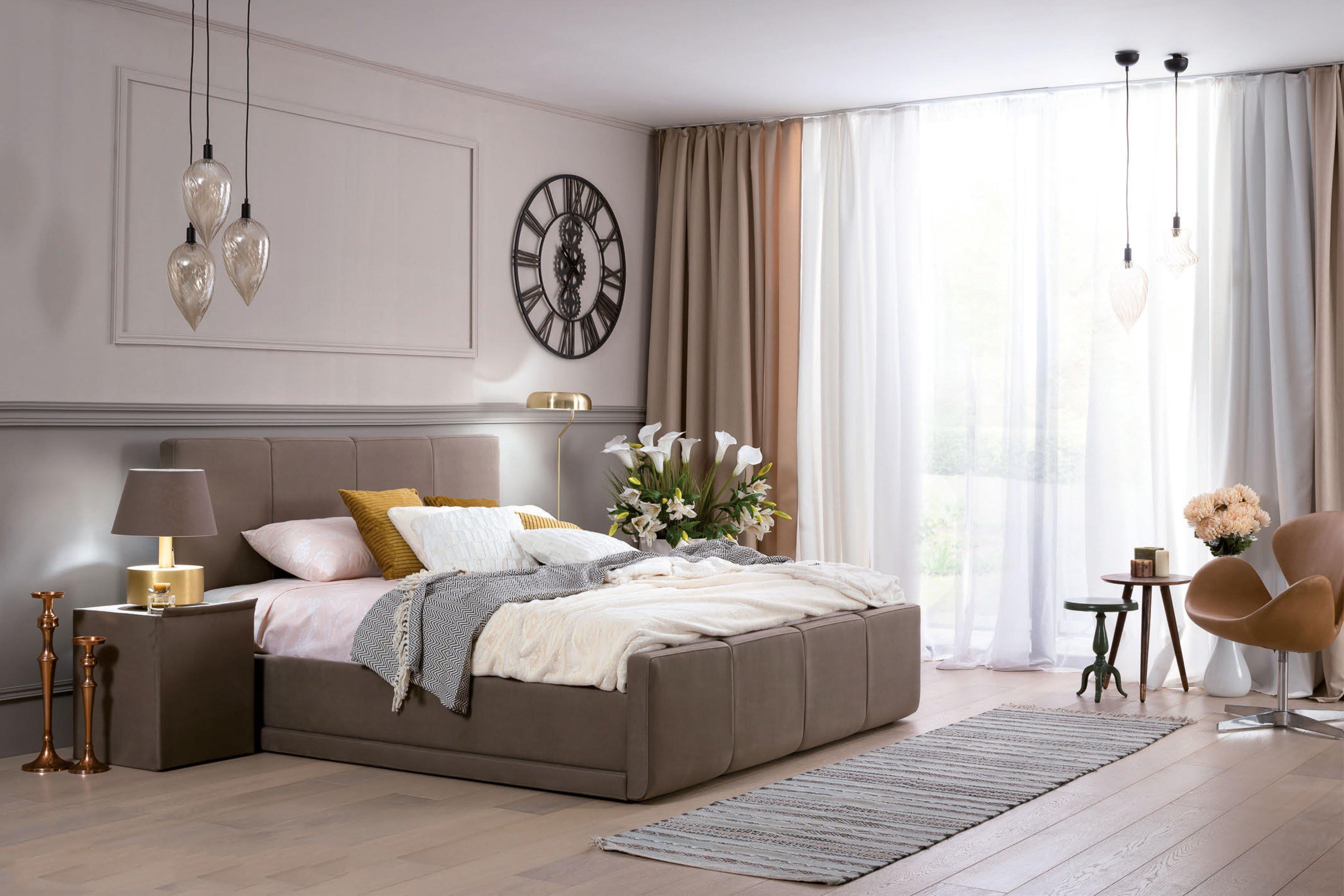 Dico Polsterbett Bern 87700 In Braun Möbel Letz Ihr Online Shop
