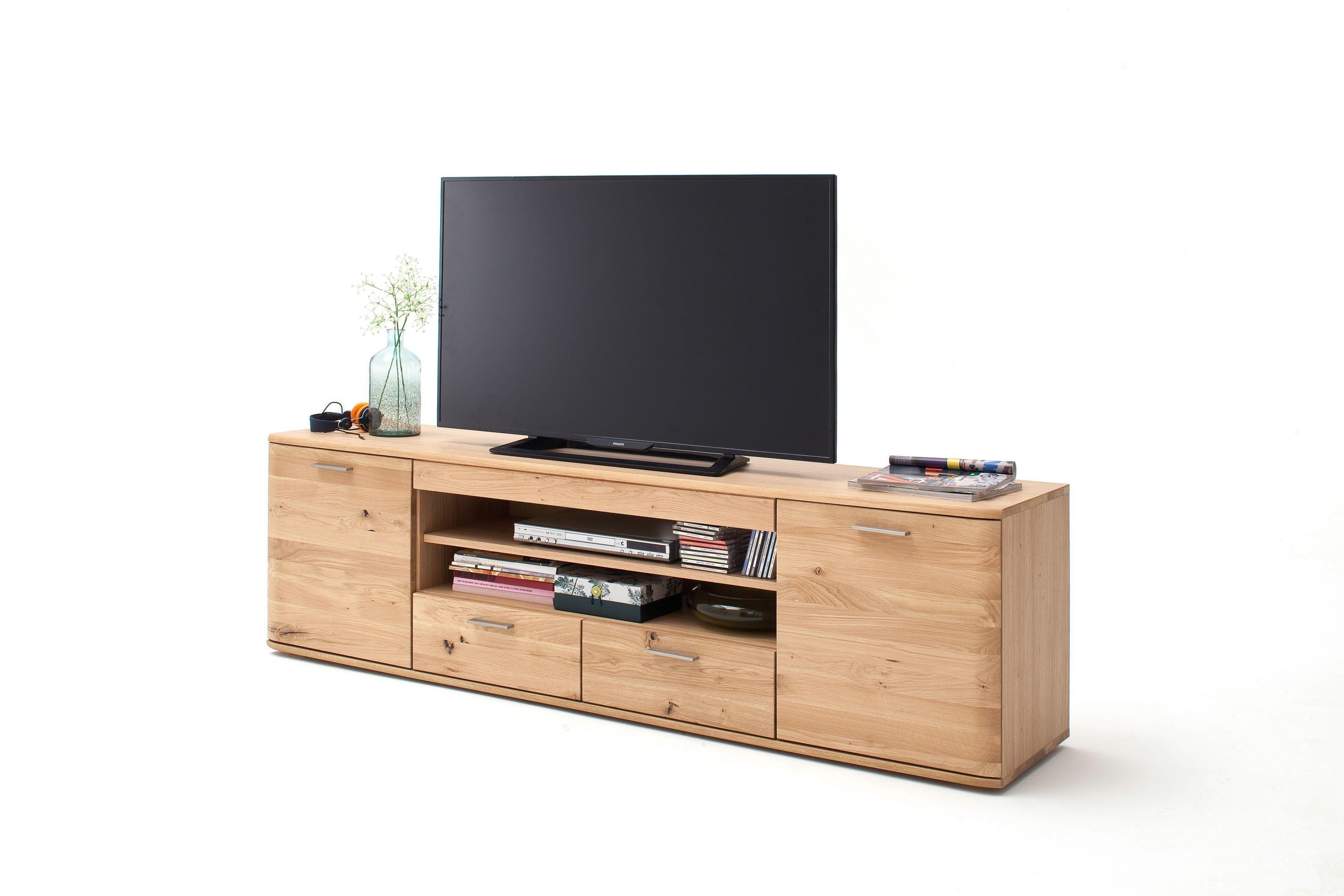 mca furniture lowboard nilo mit zwei schubk sten m bel letz ihr online shop. Black Bedroom Furniture Sets. Home Design Ideas