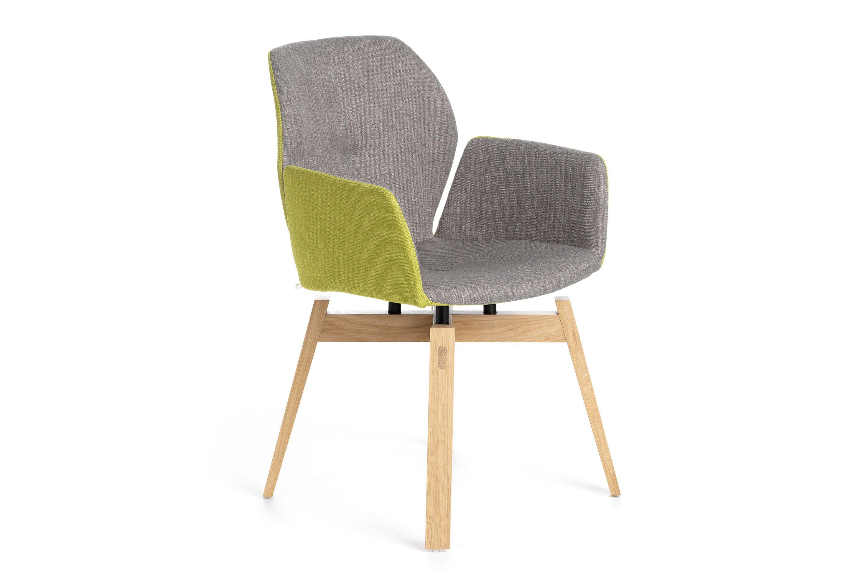 mobitec stuhl mood 95 bi grey lime eiche m bel letz ihr online shop. Black Bedroom Furniture Sets. Home Design Ideas