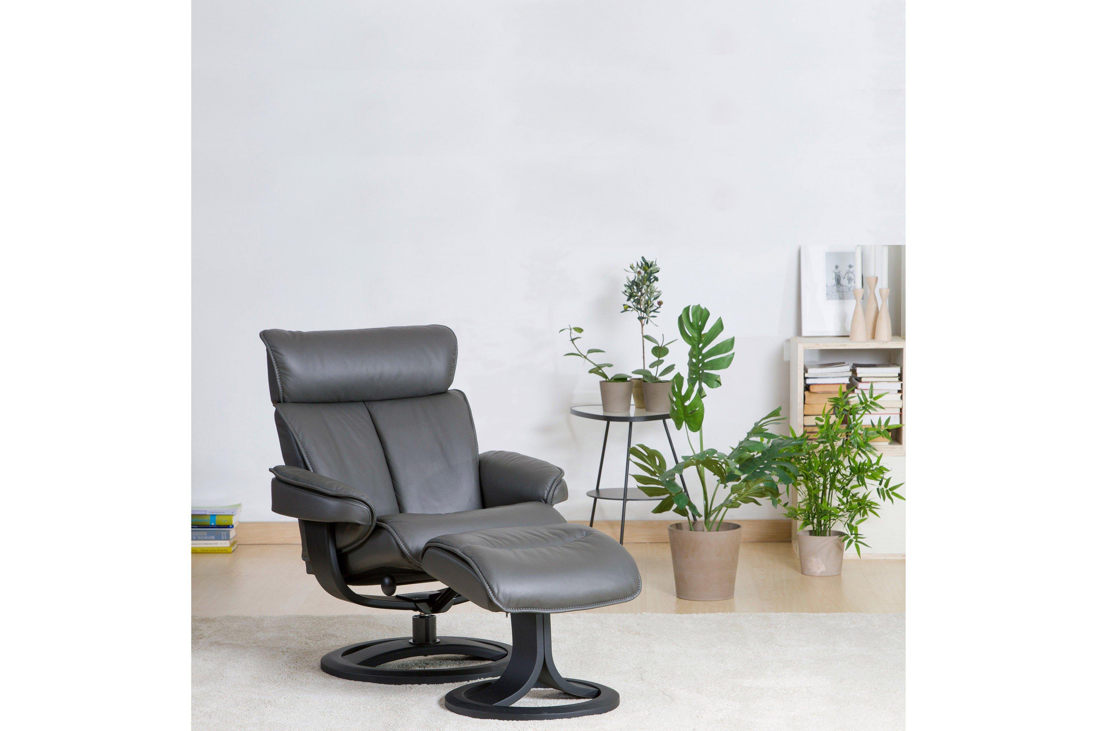 img comfort bergen sessel in grau m bel letz ihr online shop. Black Bedroom Furniture Sets. Home Design Ideas