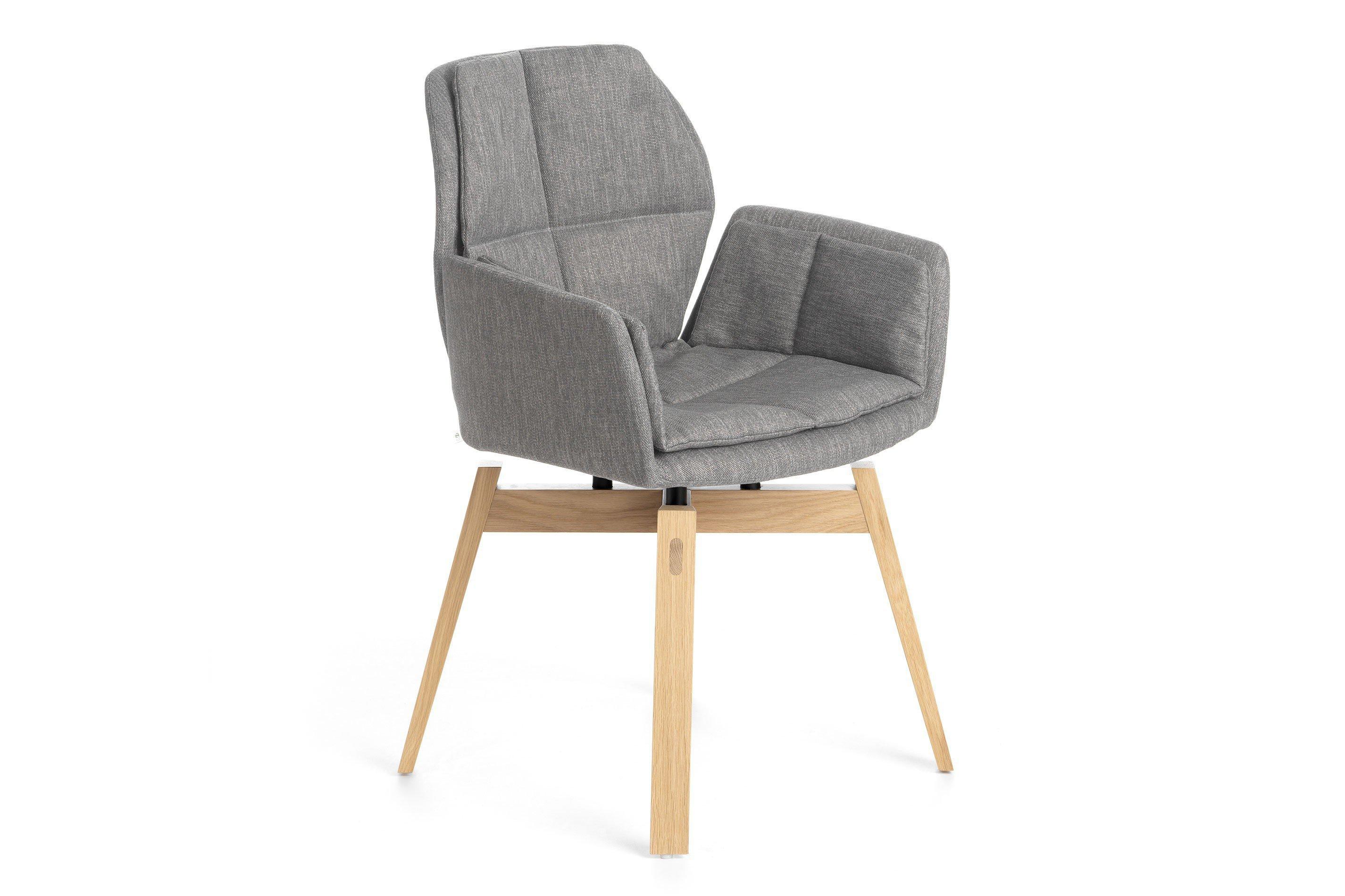 mobitec stuhl mood 96 uni eiche grey m bel letz ihr online shop. Black Bedroom Furniture Sets. Home Design Ideas