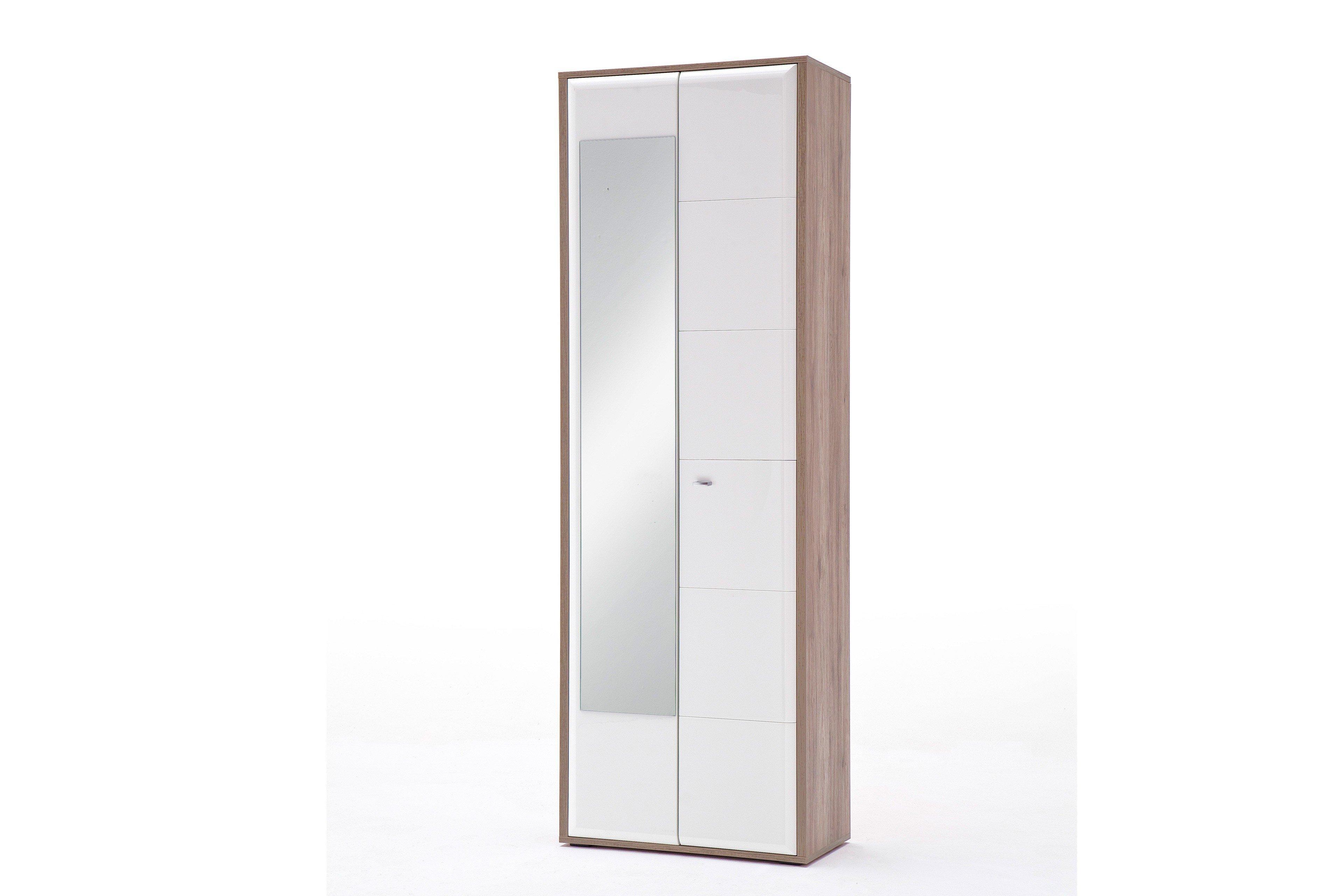 Exquisit Garderobenschrank Weiß Sammlung Von Comino Von Mca - In Hochglanz Weiß