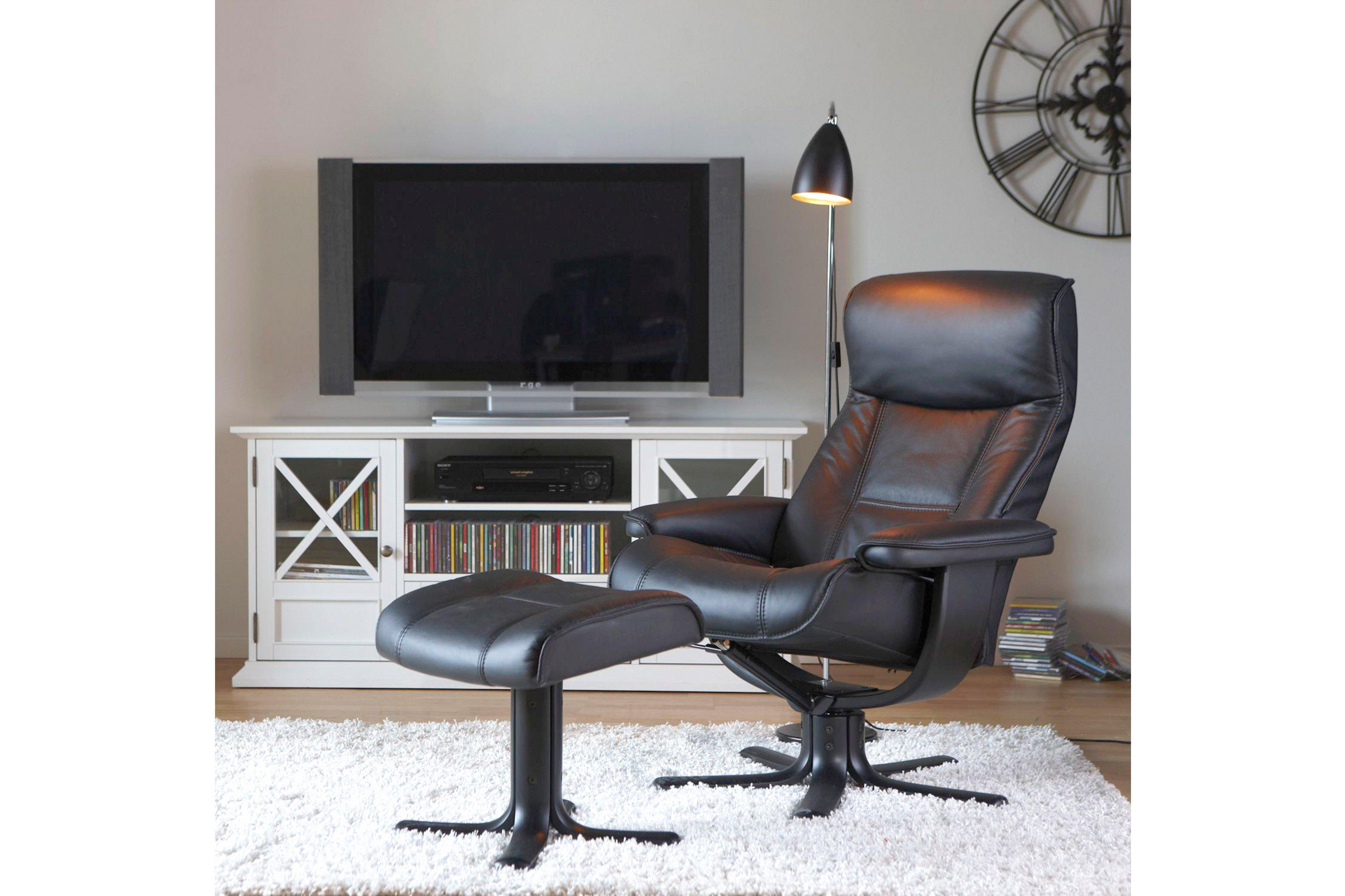 IMG Comfort Viking Sessel in Schwarz | Möbel Letz - Ihr Online-Shop