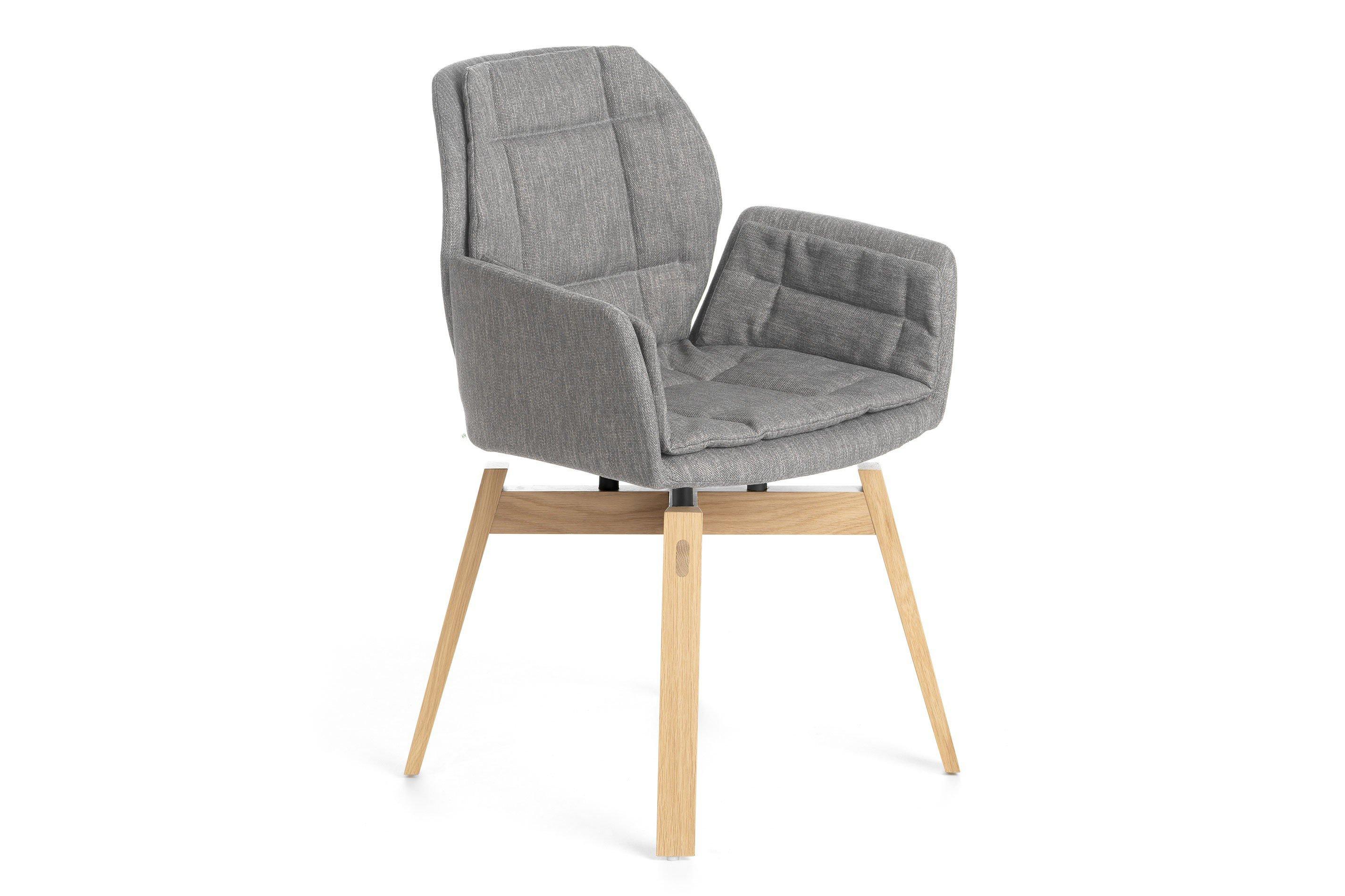 mobitec stuhl mood 98 uni eiche grey m bel letz ihr online shop. Black Bedroom Furniture Sets. Home Design Ideas