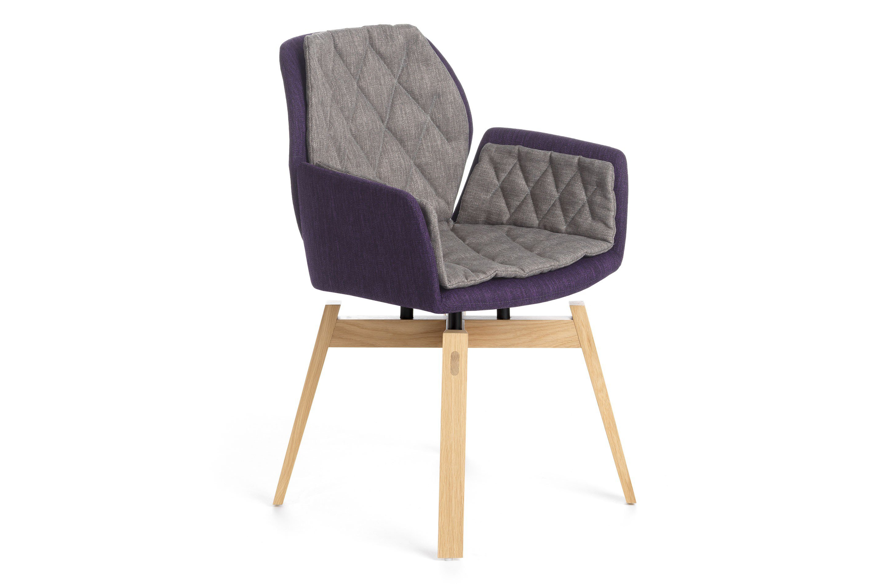 mobitec stuhl mood 97 bi eiche grey lila m bel letz ihr online shop. Black Bedroom Furniture Sets. Home Design Ideas