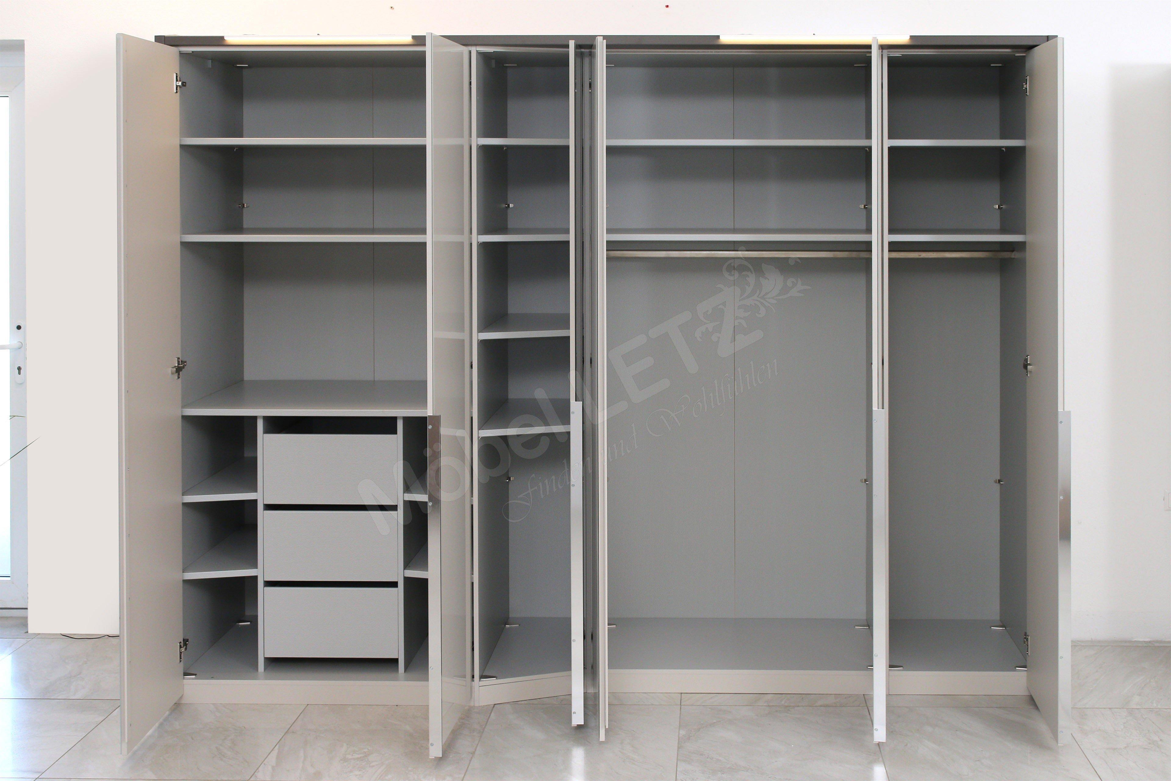 Wiemann Cayenne Schrank mit Supertiefe | Möbel Letz - Ihr Online-Shop