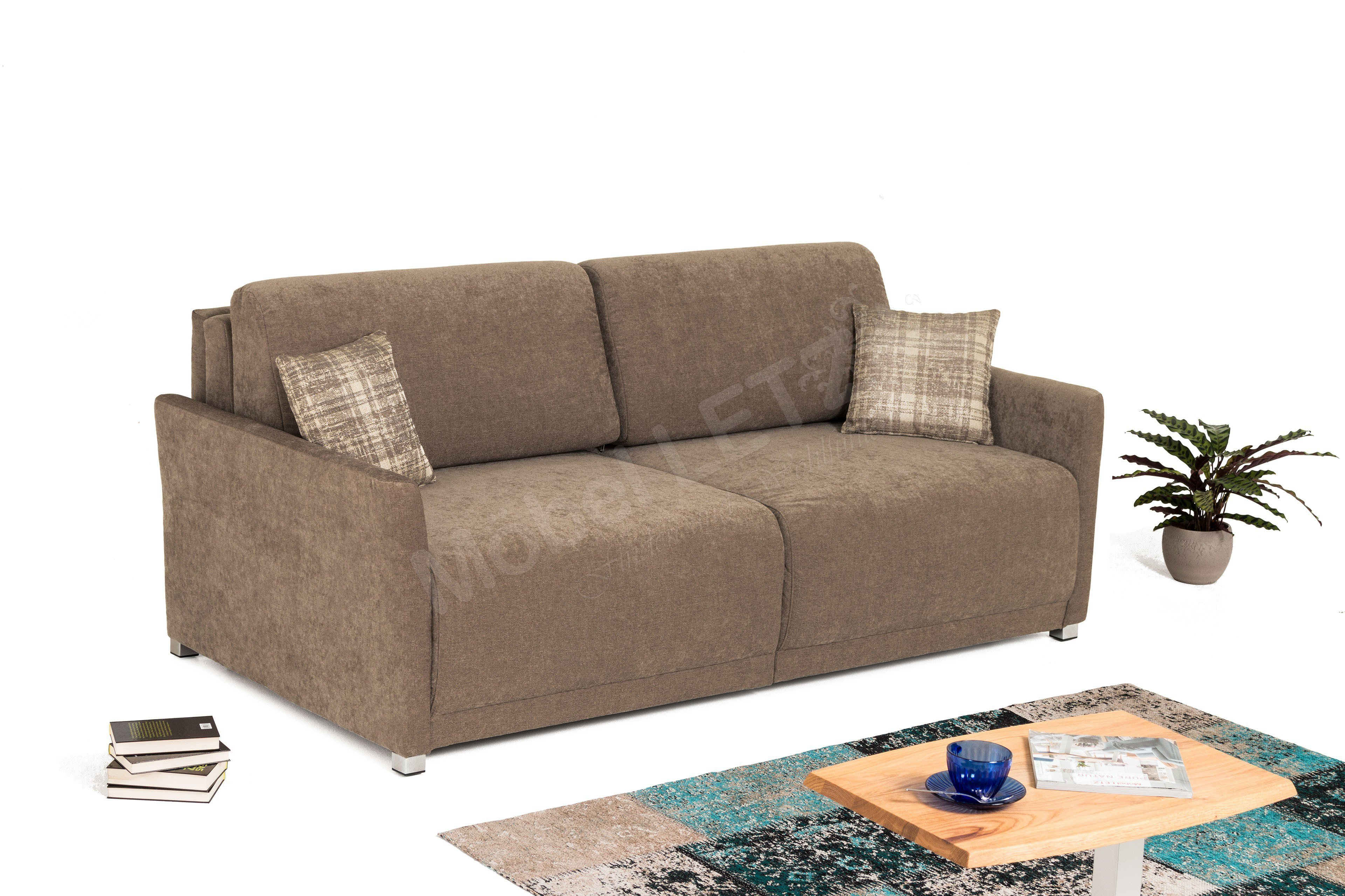 l schlafsofa trendy canap droit bellini hour sans. Black Bedroom Furniture Sets. Home Design Ideas