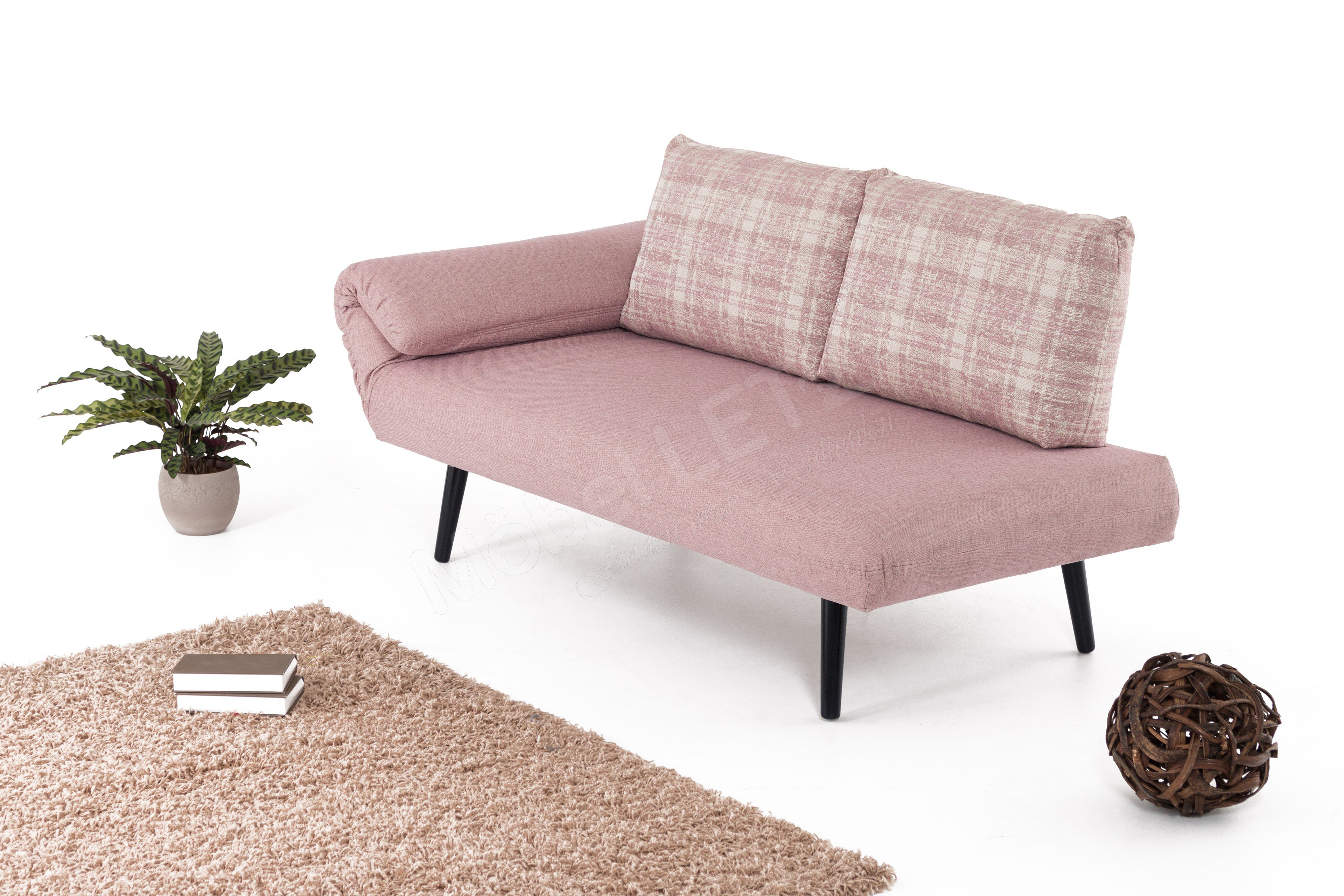 schlafsofas recamiere. Black Bedroom Furniture Sets. Home Design Ideas
