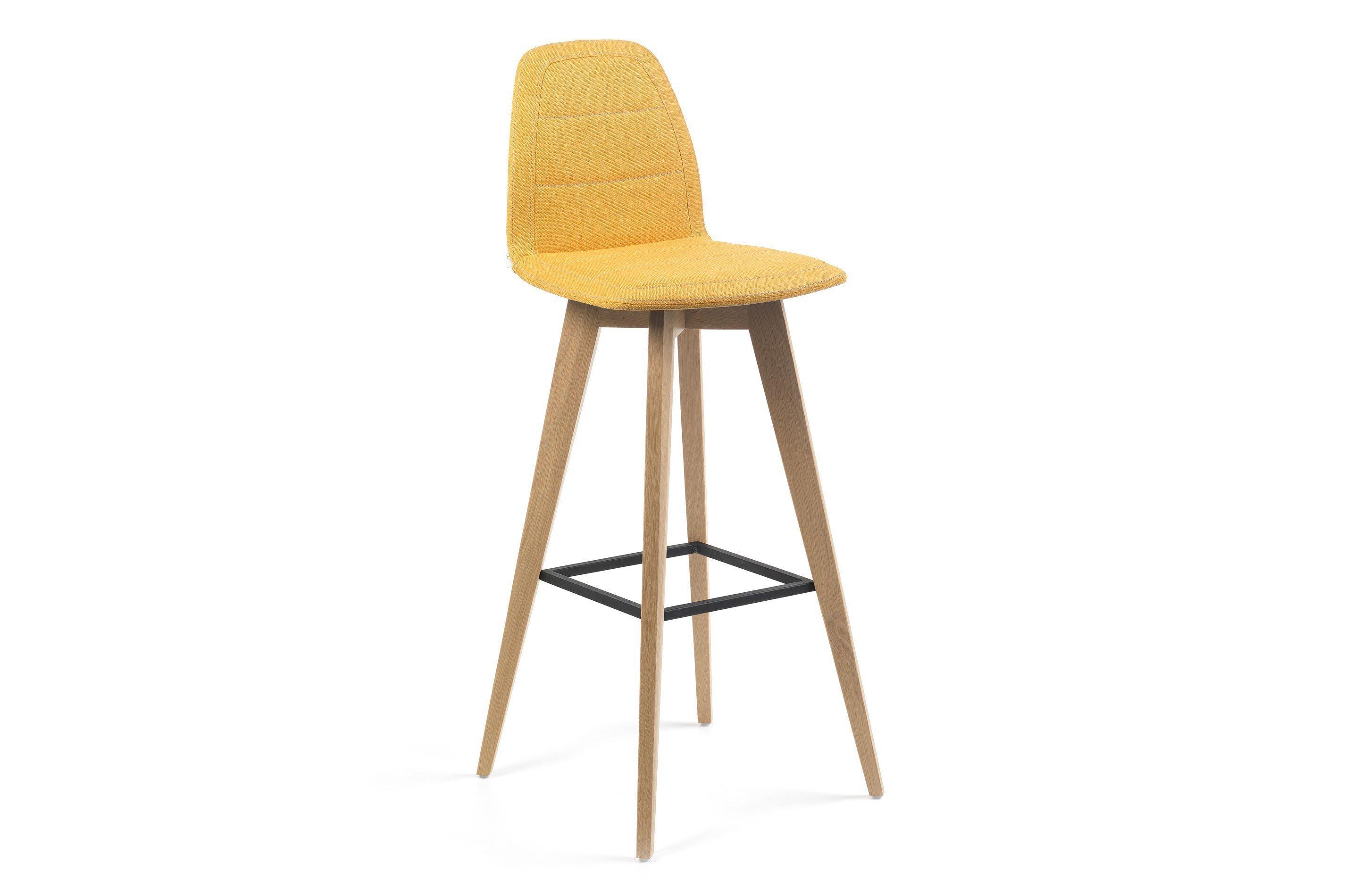 mobitec barhocker mood 12 uni gelb m bel letz ihr online shop. Black Bedroom Furniture Sets. Home Design Ideas