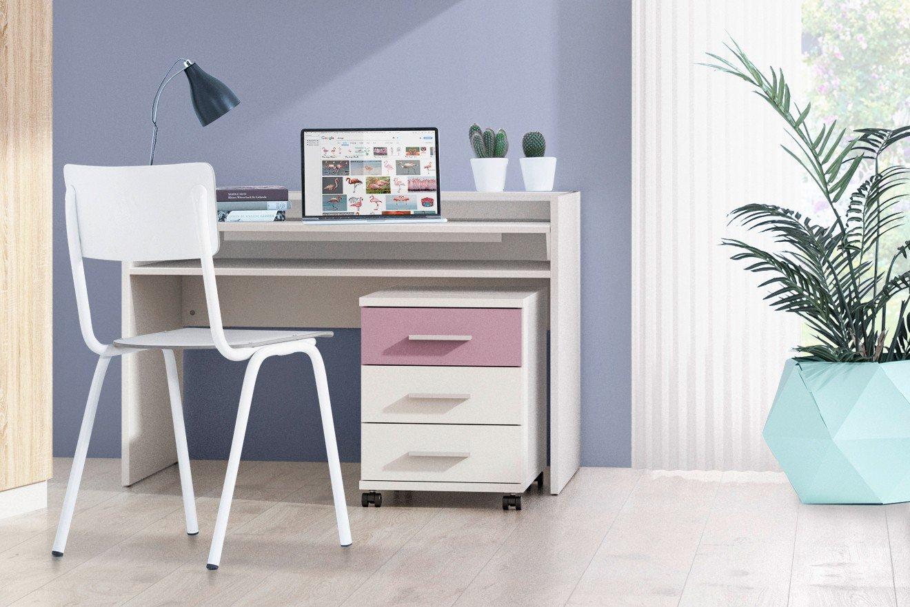 funktions schreibtisch. Black Bedroom Furniture Sets. Home Design Ideas